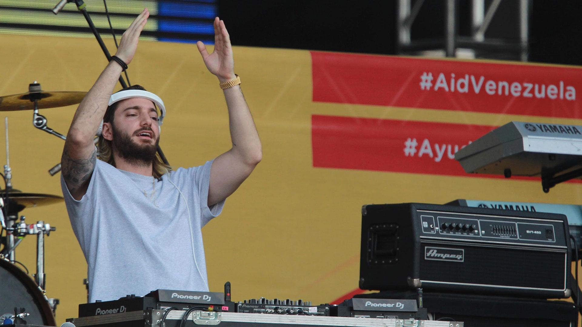 DJ Alesso (EFE)