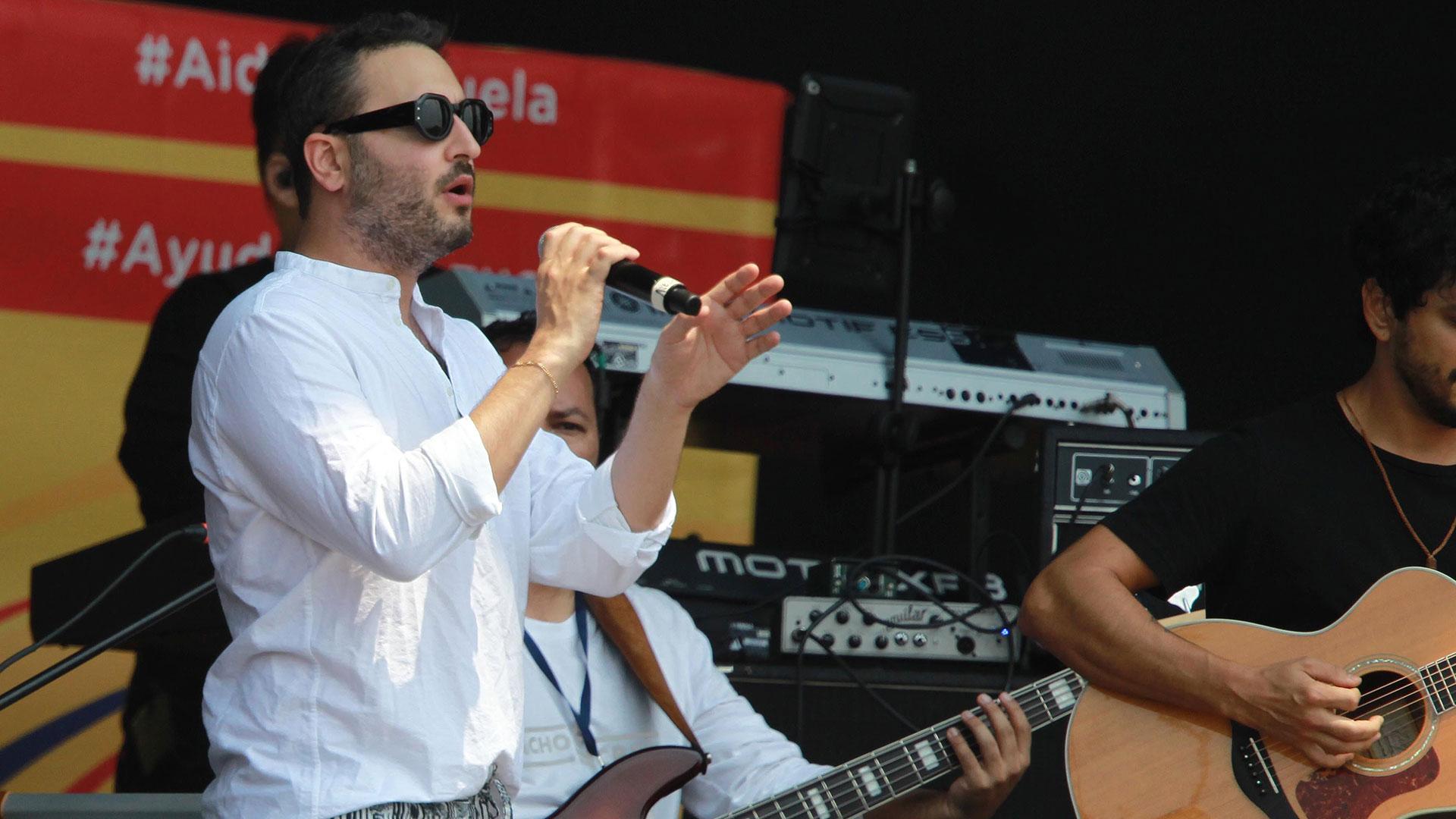 La banda mexicana Reik (EFE)