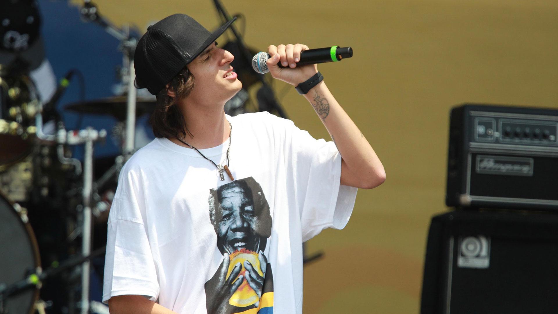 El cantante venezolano Danny Ocean