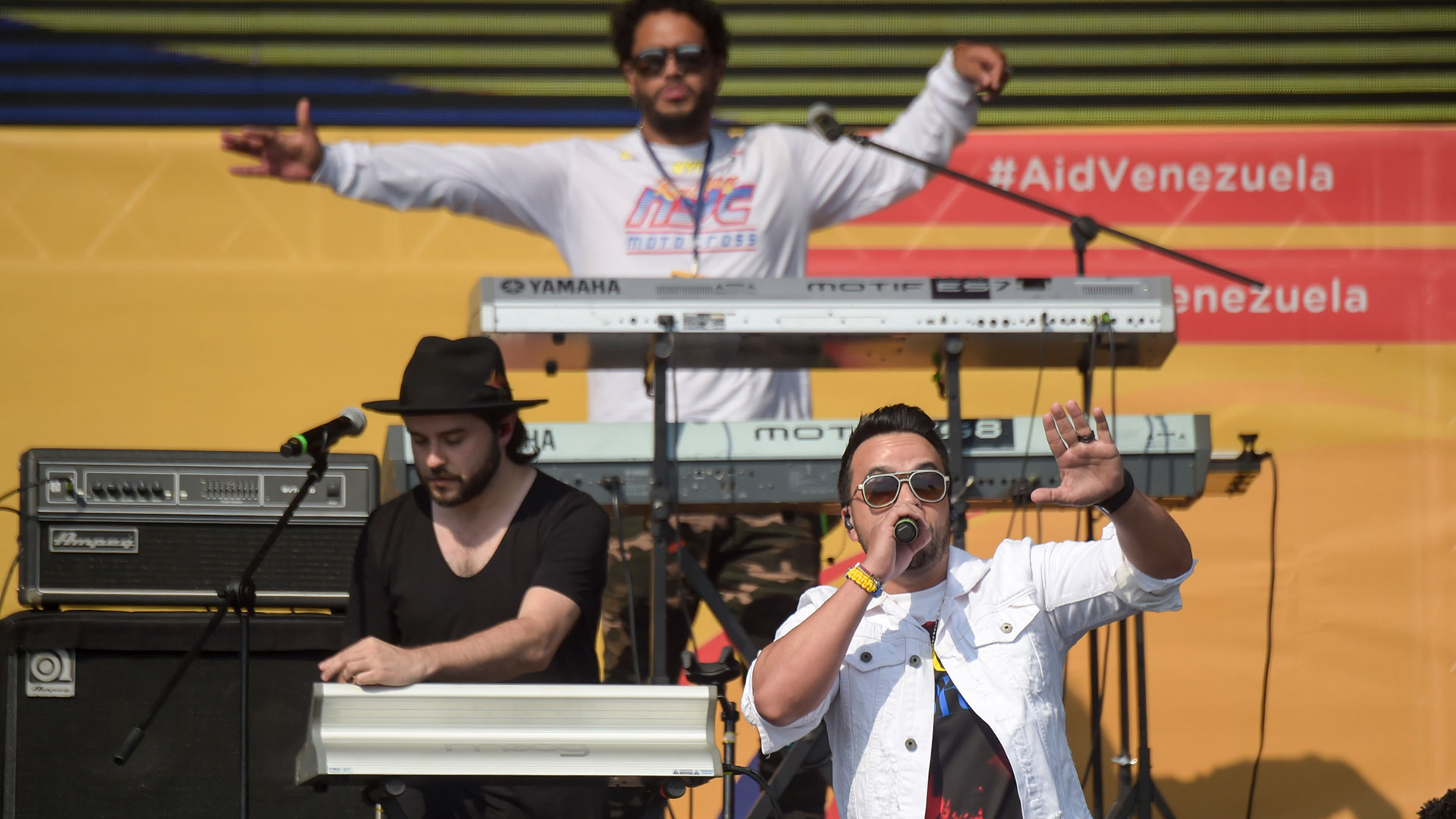 El cantante puertorriqueño Luis Fonsi (AFP)
