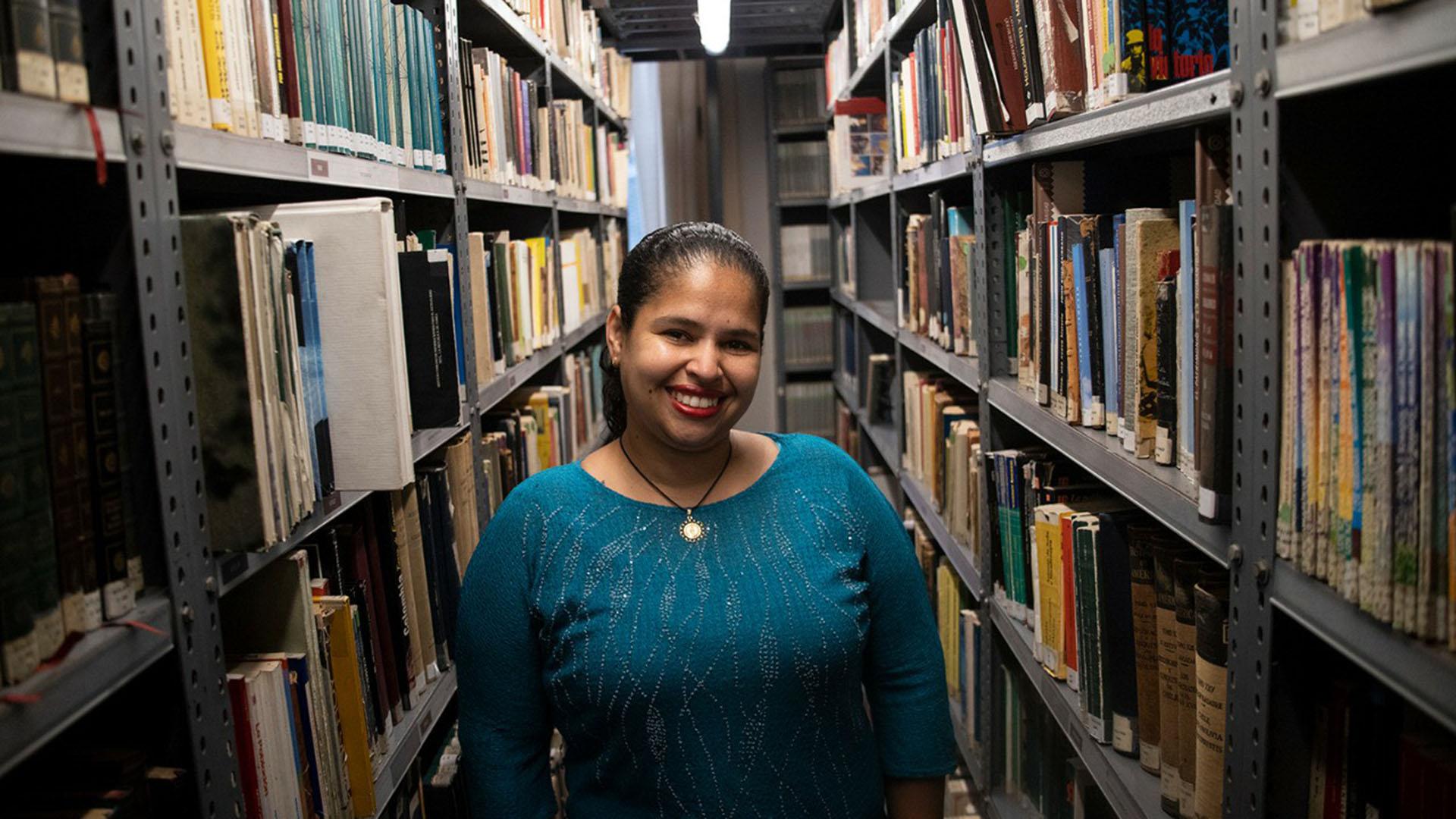 Carmen Rodriguez ingeniera venezolana