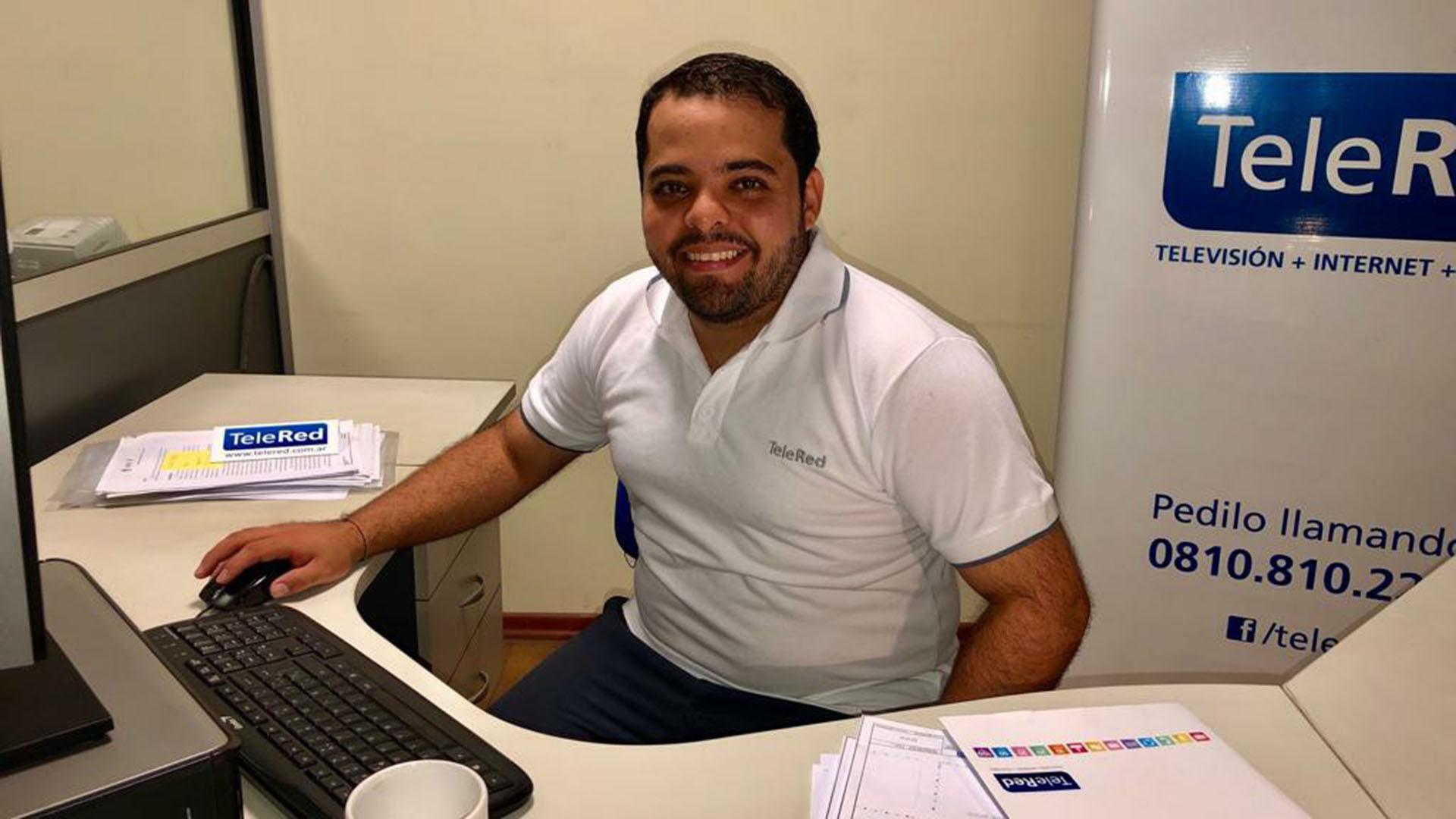 Fabian Carrasco ingeniero venezolano