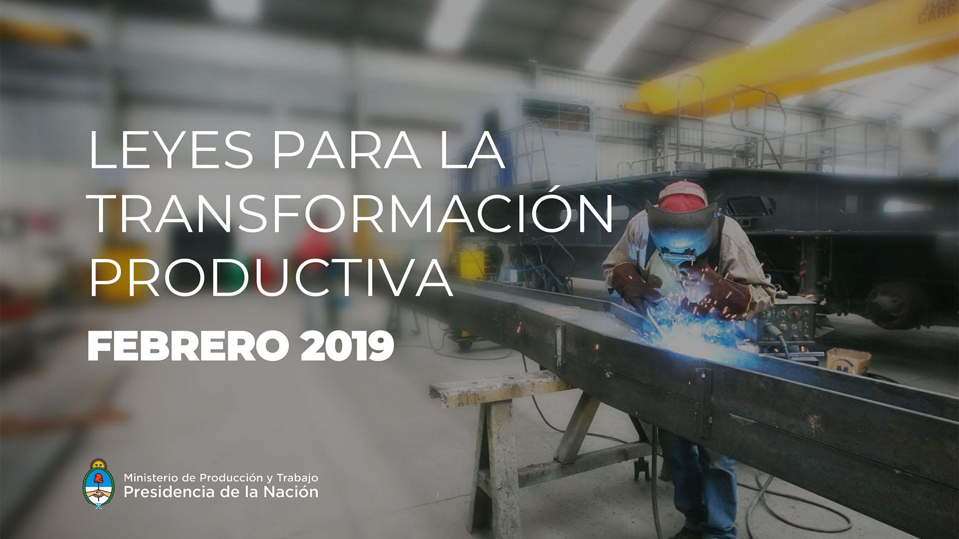 """El plan de Producción para la """"transformación productiva"""""""