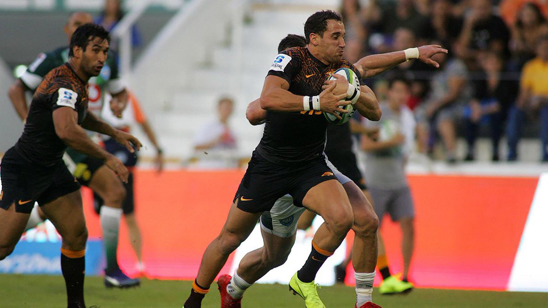 Los Jaguares marchan con dos victorias y una derrota en el inicio del Super Rugby 2019. (@JaguaresARG)