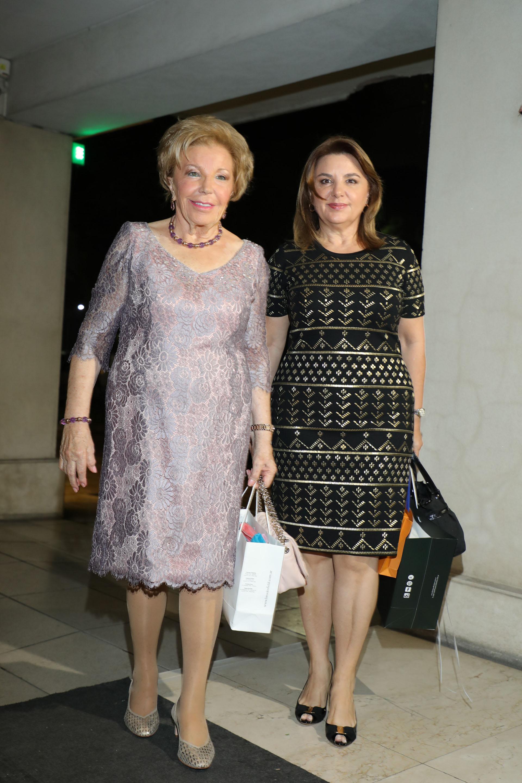 María del Carmen y Claudia Álvarez Argüelles