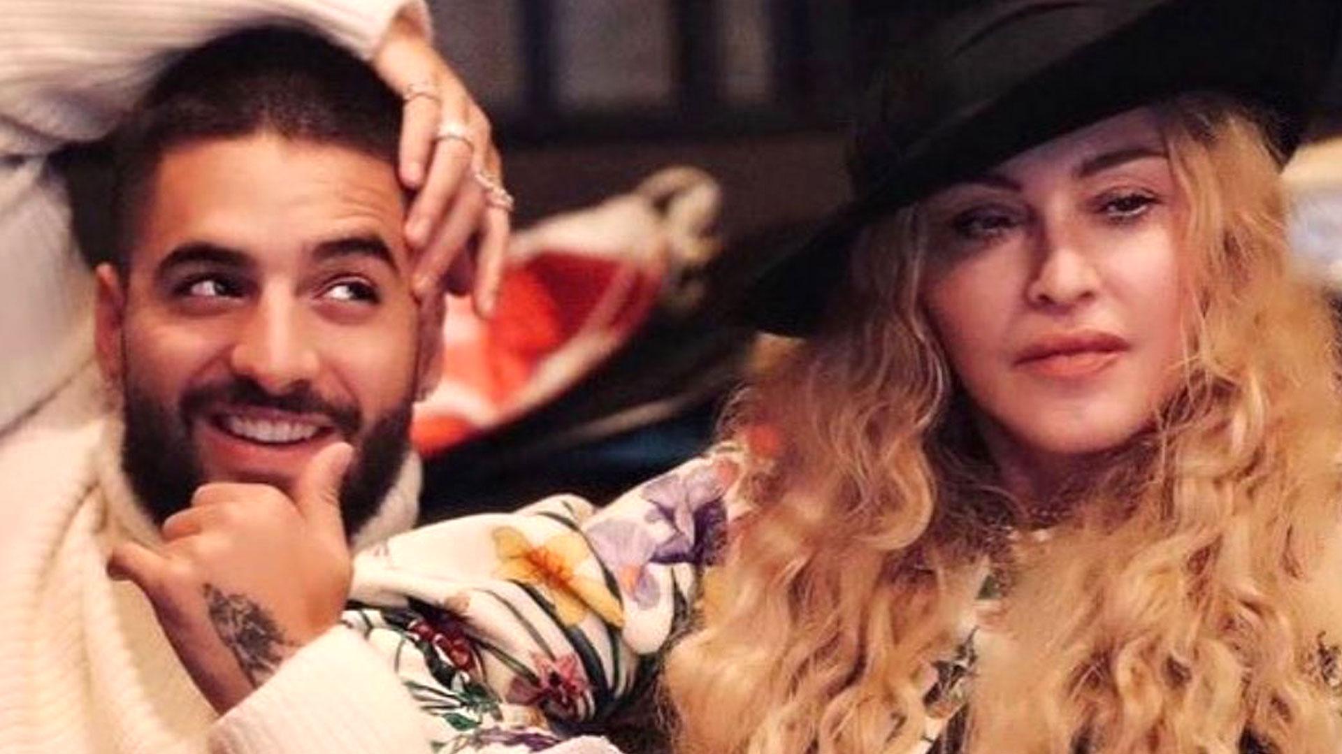 Madonna ha trabajado con Maluma, pero se desconocen detalles (Foto: Instagram /maluma)