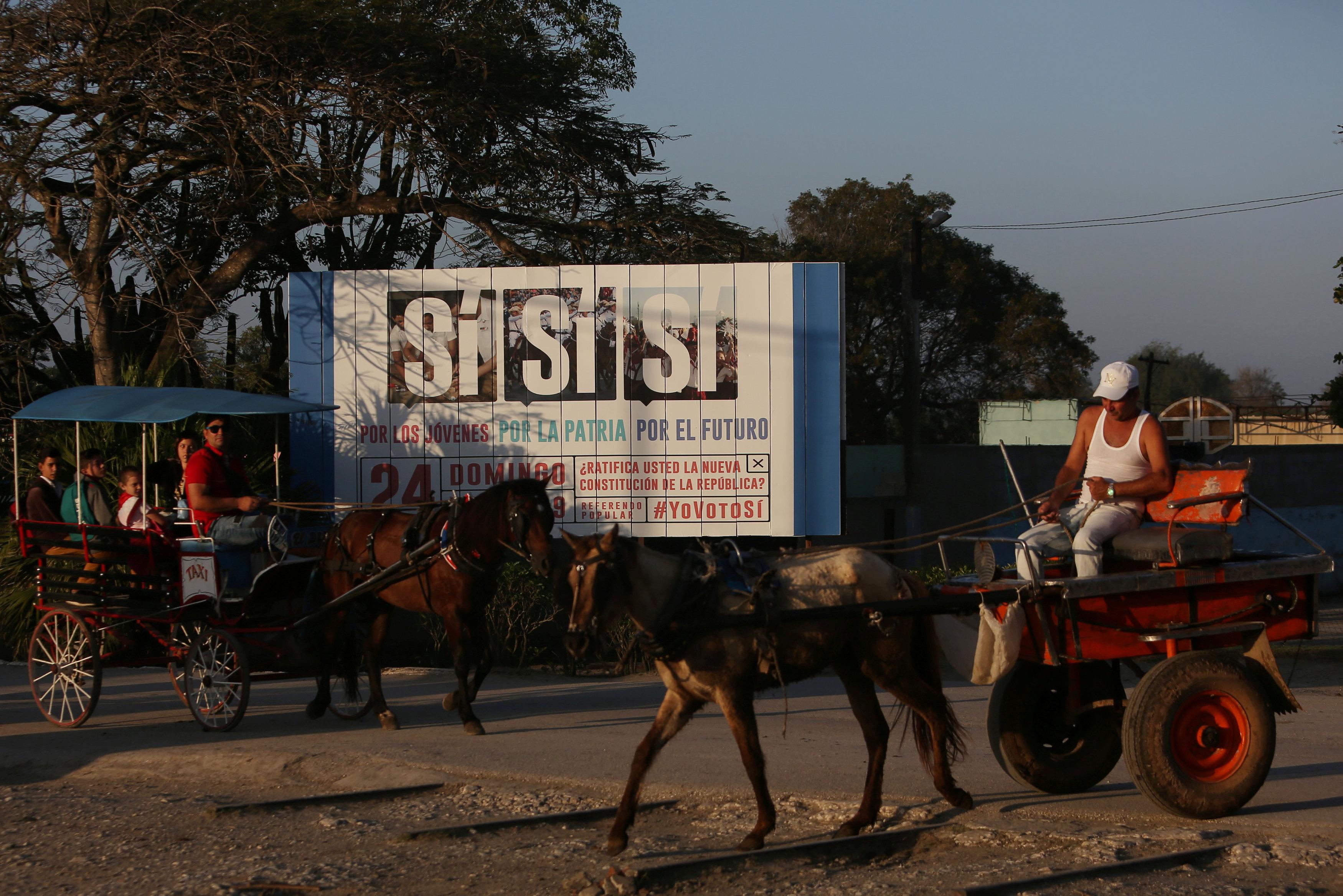 Las Tunas, Cuba. REUTERS/Fernando Medina NO RESALES. NO ARCHIVE