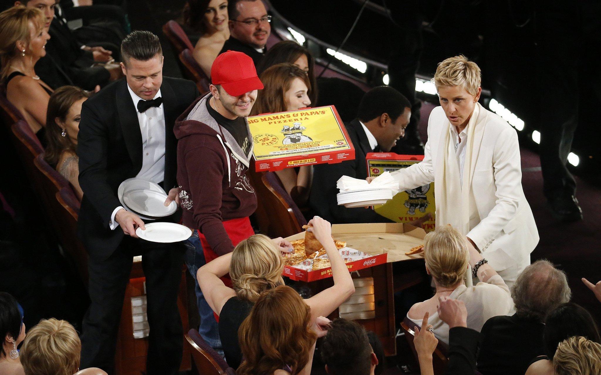 El delivery que entregó la pizza era el dueño del local. La cadena consiguió diez millones de dólares en publicidad gratuita y encima cobró por el pedido.