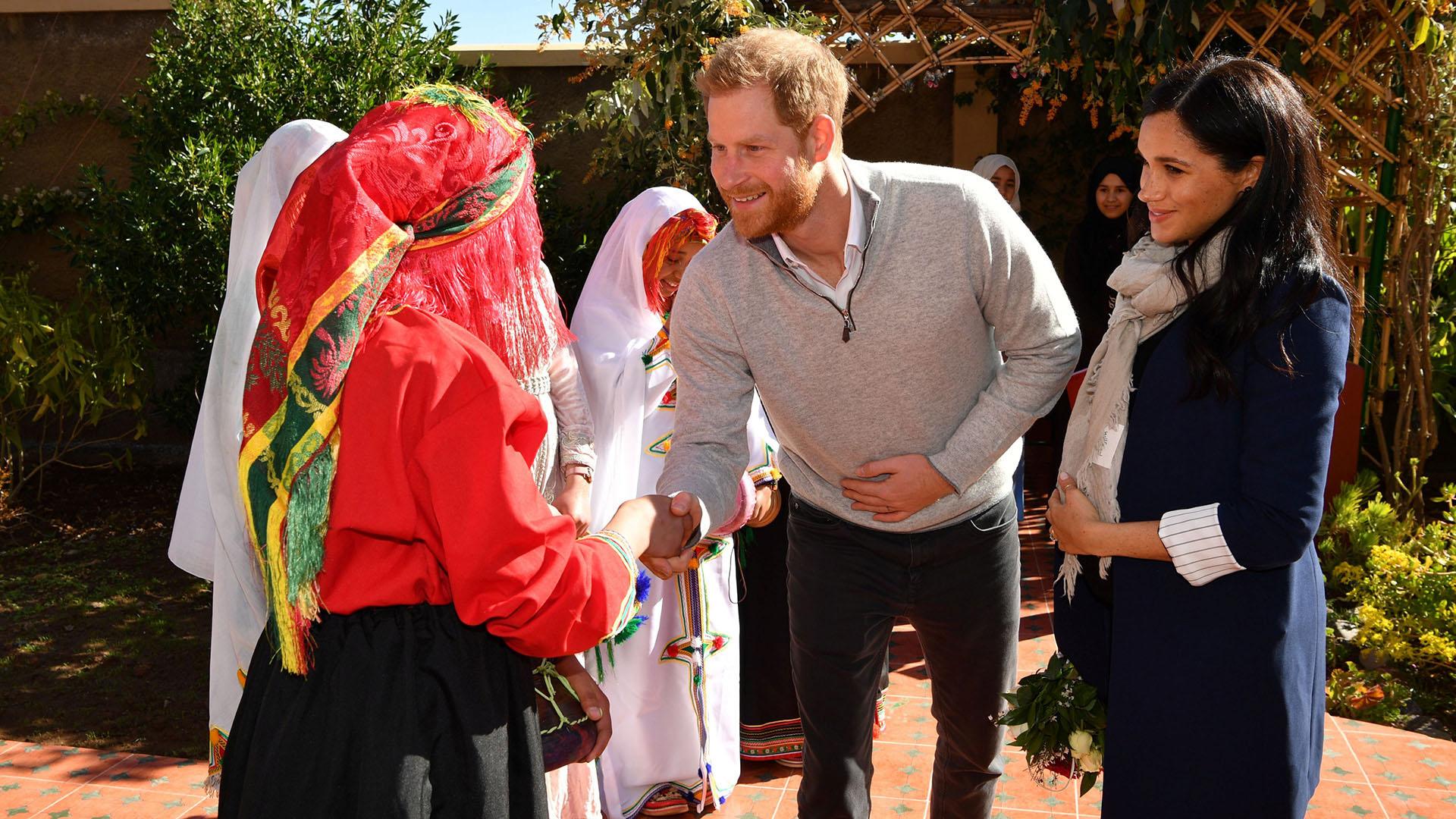 El príncipe Harry y Meghan Markle se han mostrado muy agradecidos con todo el cariño