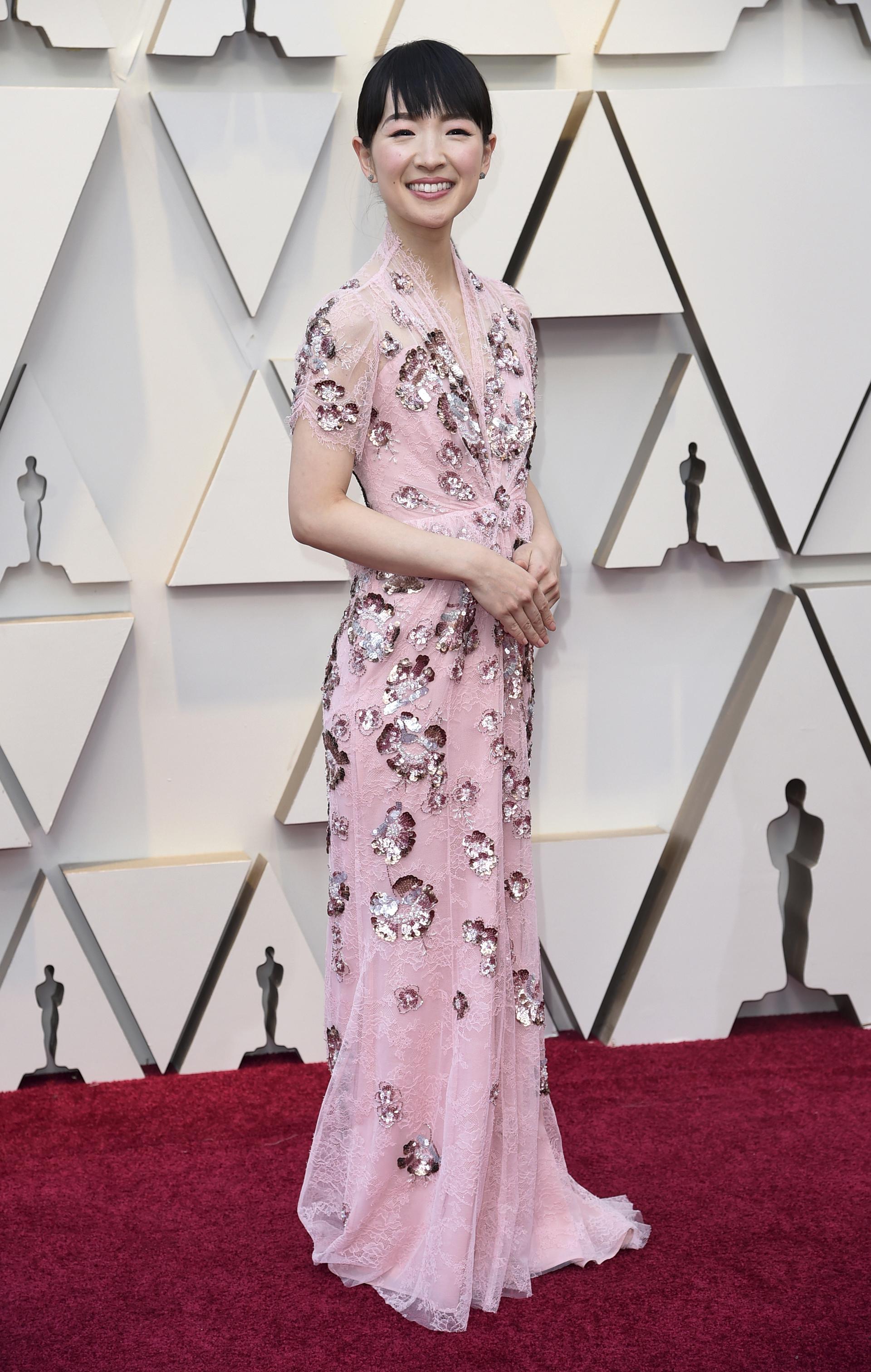 Los Oscars Roja 2019 La Alfombra De Infobae Looks 3L4A5jR