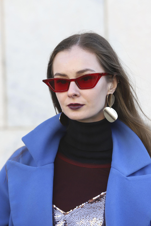 Cuellos altos, abrigos oversizque, superposición de prendas son las tendencias inspiradoras para el invierno 2019