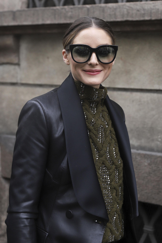 Olivia Palermo entre las más fotografiadas