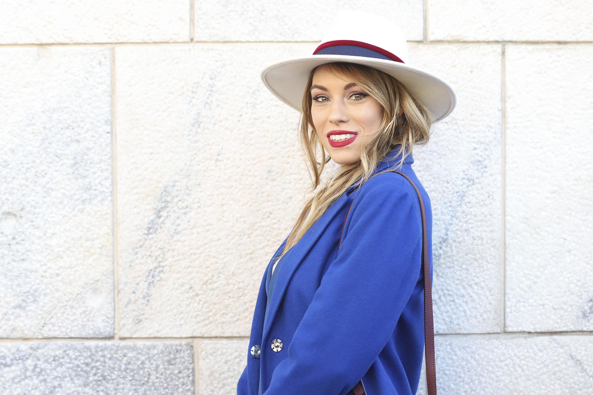 Los sombreros de ala ancha otro aliado para vestir y completar los looks