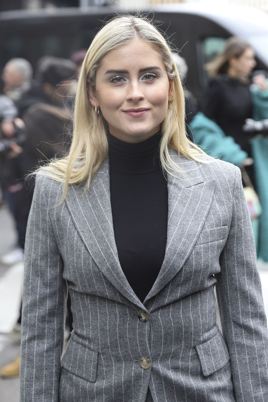 Valentina Ferragni, al igual que su hermana Chiara, entre las influencers más solicitadas de estos eventos