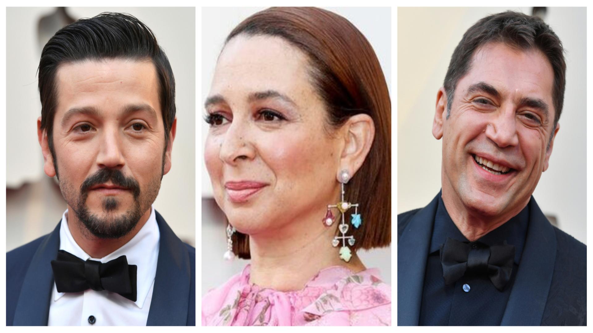 Diego Luna, Maya Rudolph y Javier Bardem criticaron la construcción del muro de Trump (Foto: Especial)