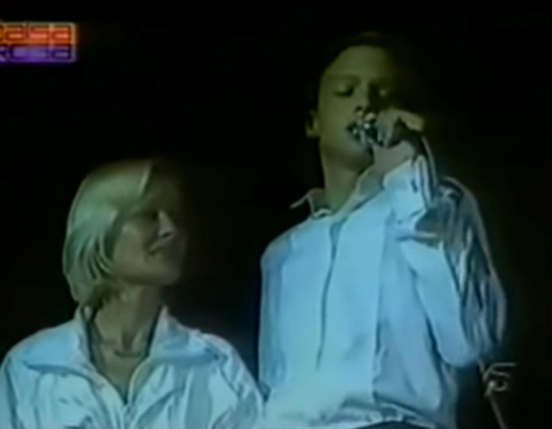 Marcela Basteri fue vista por última vez en público en un concierto de Luis Miguel en Buenos Aires (Captura You Tube)