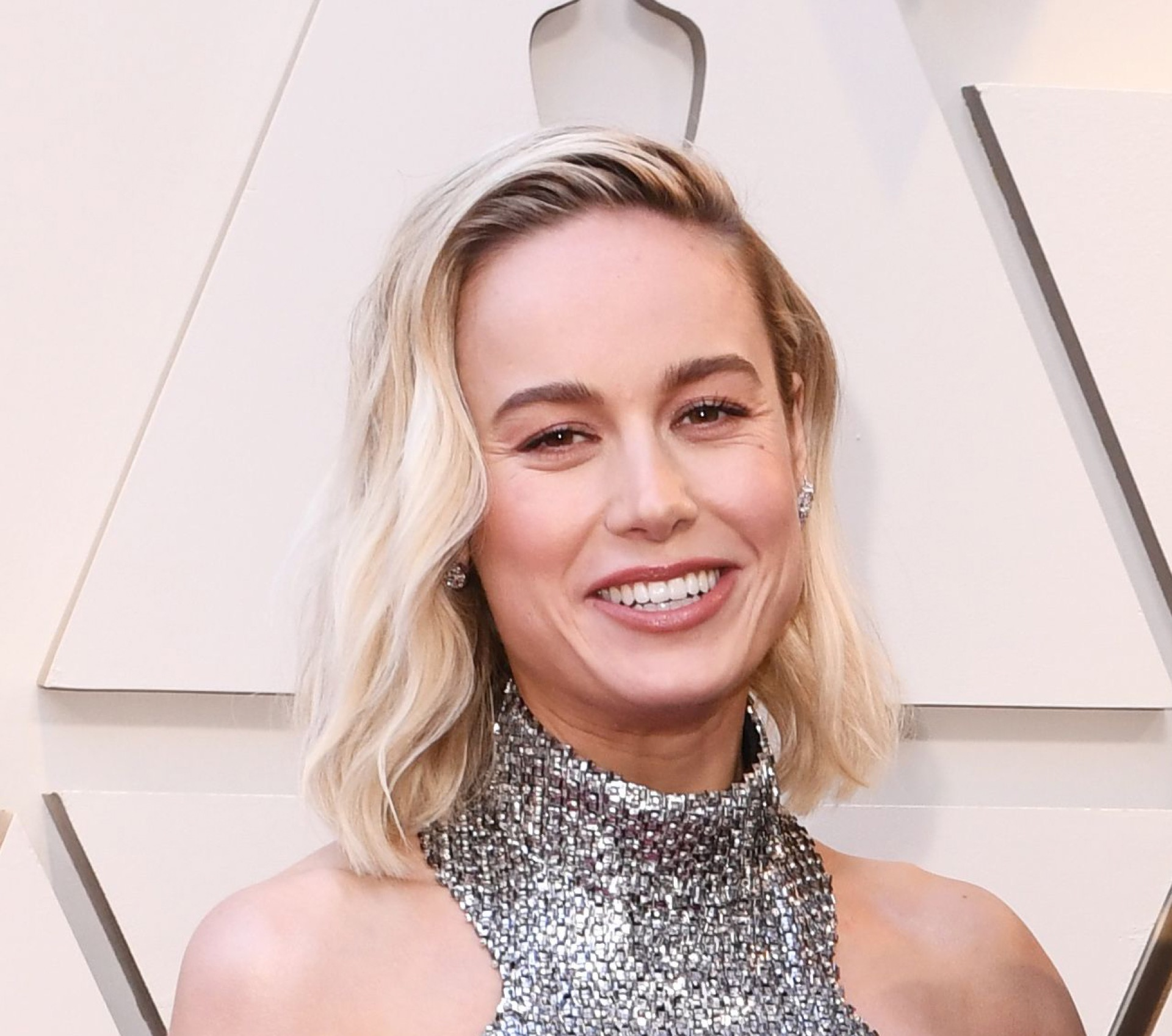 Mandatory Credit: Photo by David Fisher/REX/Shutterstock (10112734gc) Brie Larson and Samuel L. Jackson 91st Annual Academy Awards, Arrivals, Los Angeles, USA - 24 Feb 2019