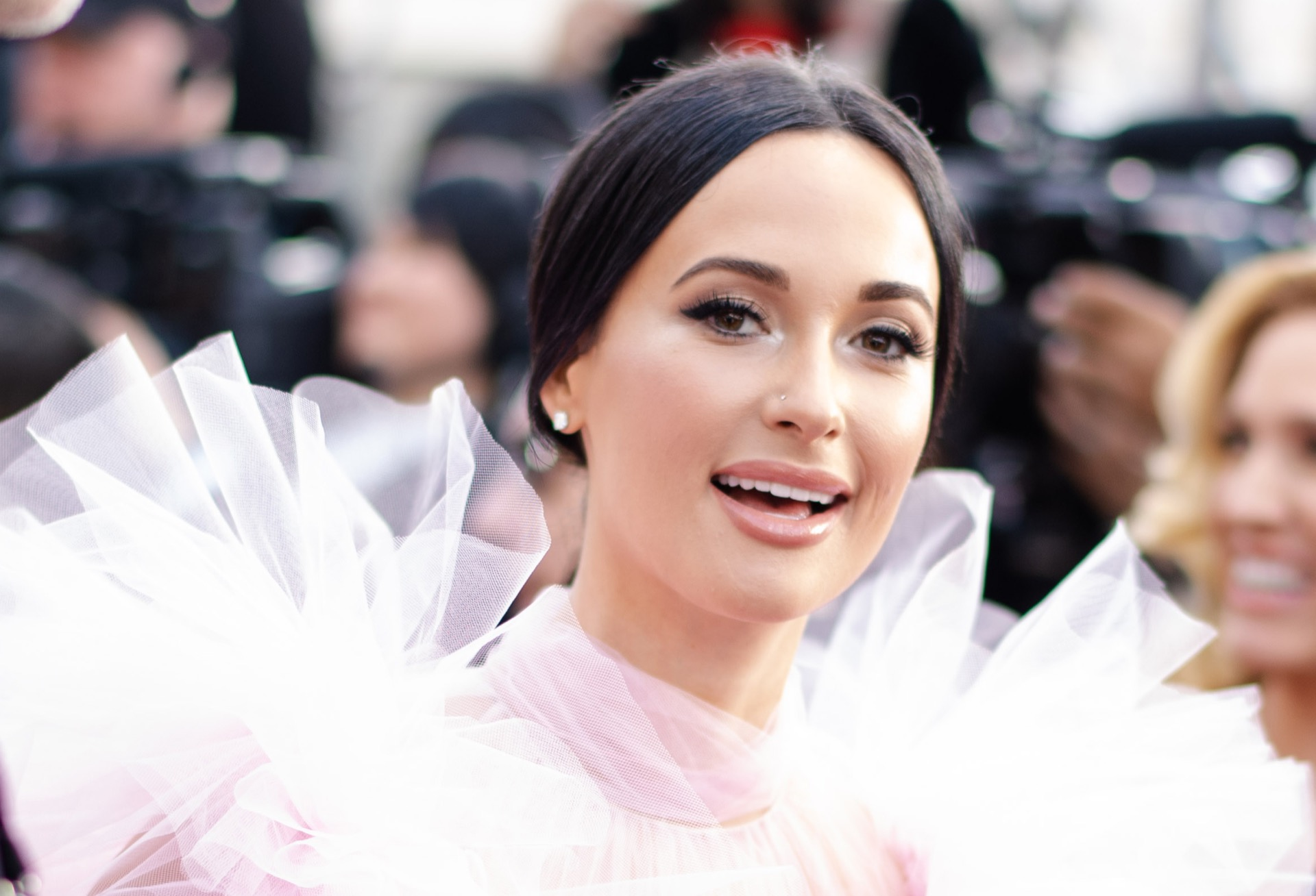 Kacey Musgraves arrives on the red carpet of The 91st Oscars® at the Dolby® Theatre in Hollywood, CA on Sunday, February 24, 2019.