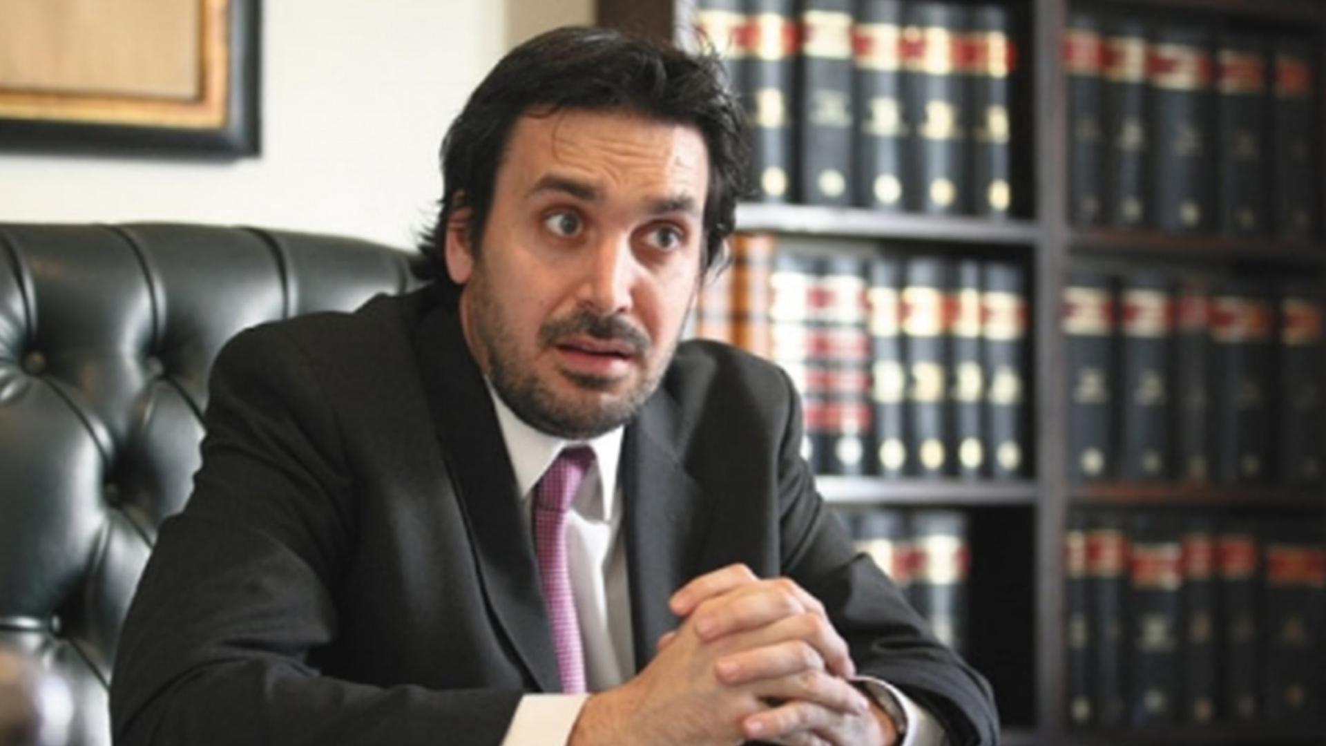 El juez federal Alejo Ramos Padilla (Foto: Télam)