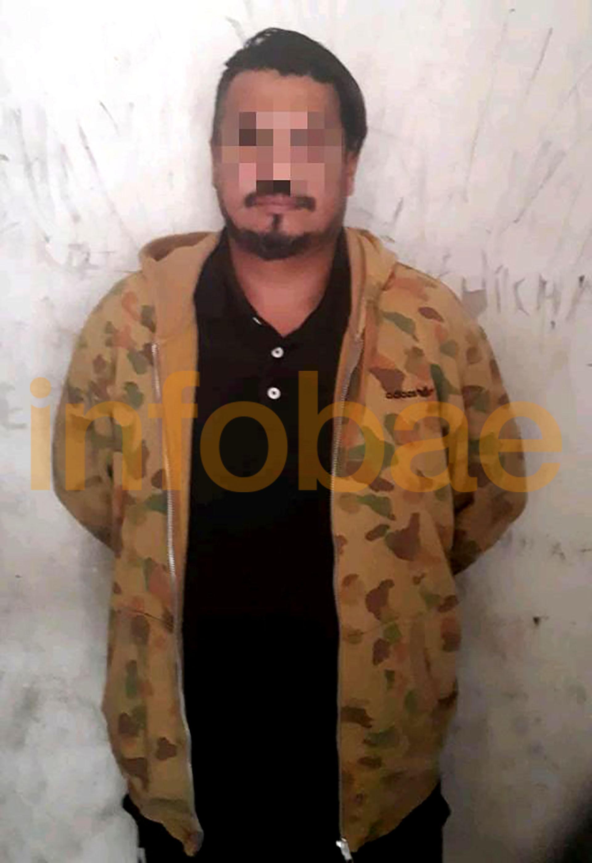 Velaztiqui Duarte fue detenido el 26 de febrero y liberado a los cuatro días