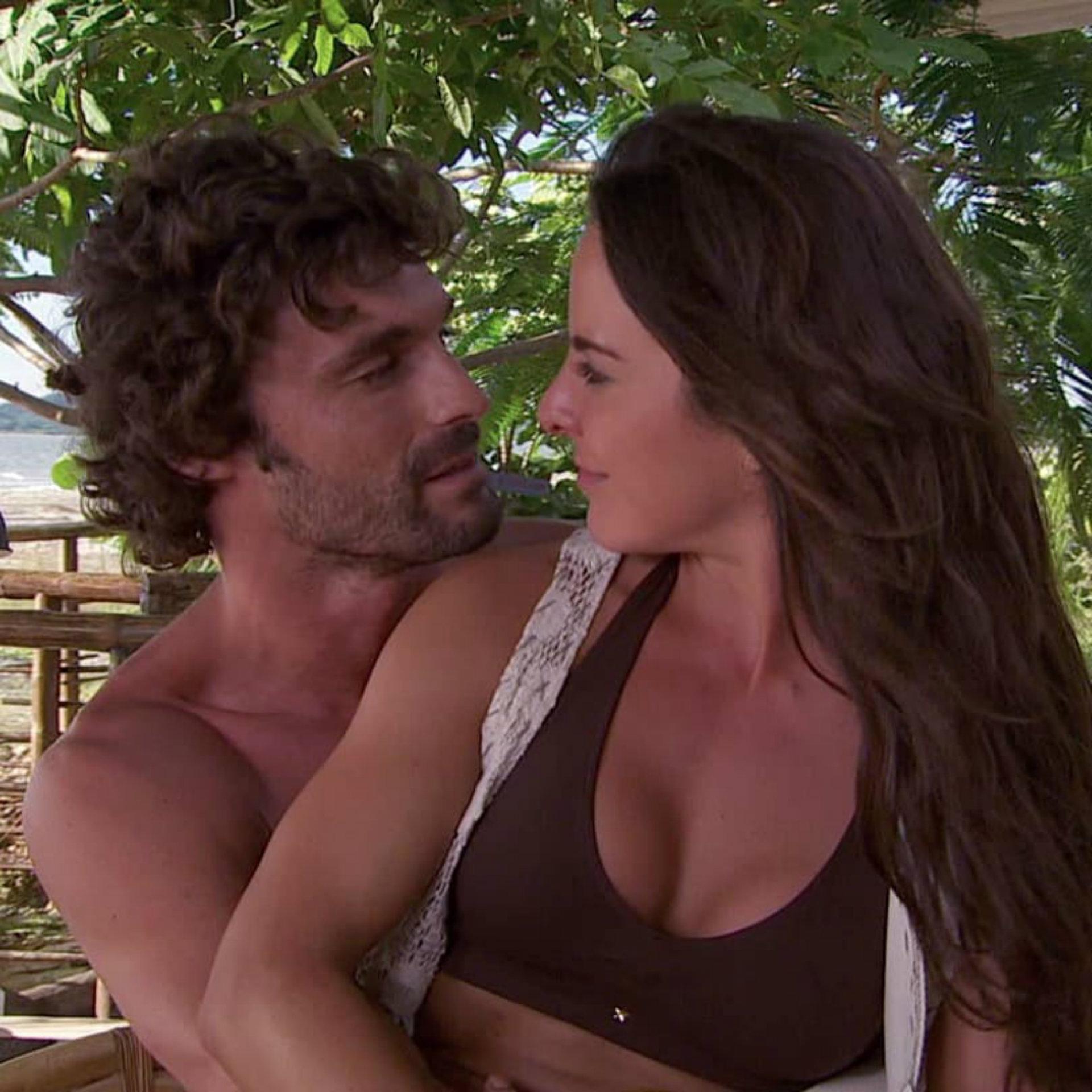 """Teresa Mendoza sostuvo un romance con """"El Gallego"""" en la primera temporada (Instagram)"""