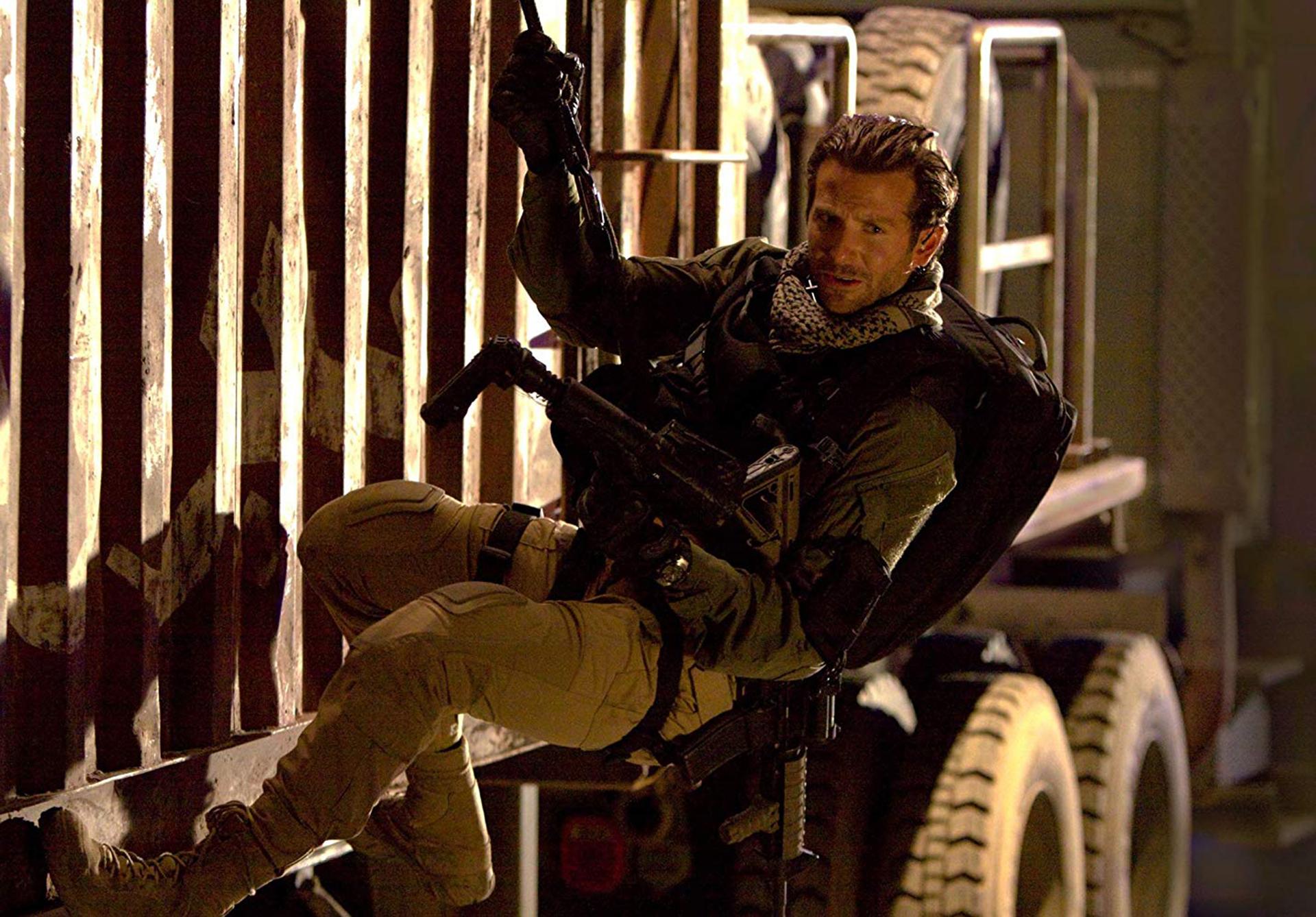 """Protagonizó la versión cinematográfica de """"The A-Team"""" junto a Liam Neeson, Quinton Jackson y Sharlto Copley"""