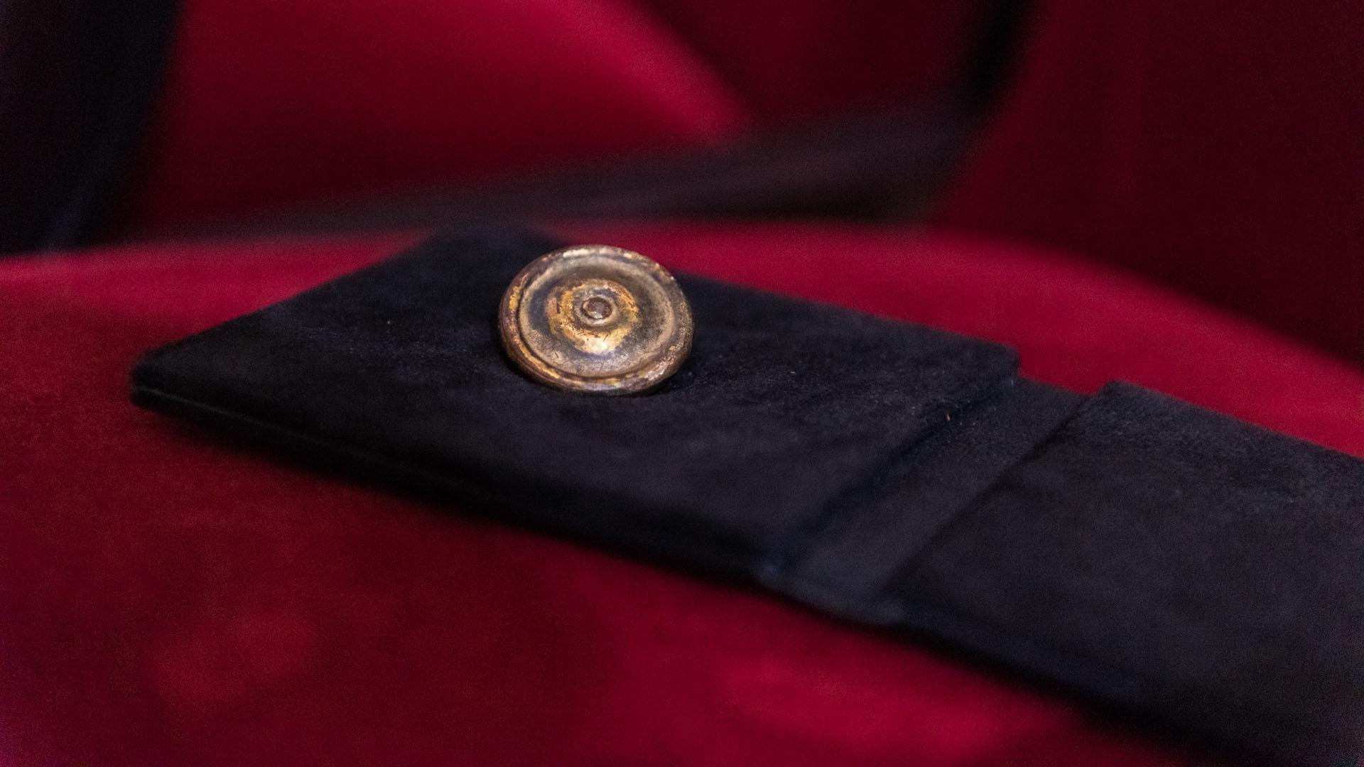 Las rosetas, representativas de cada butaca, también recobraron su valor