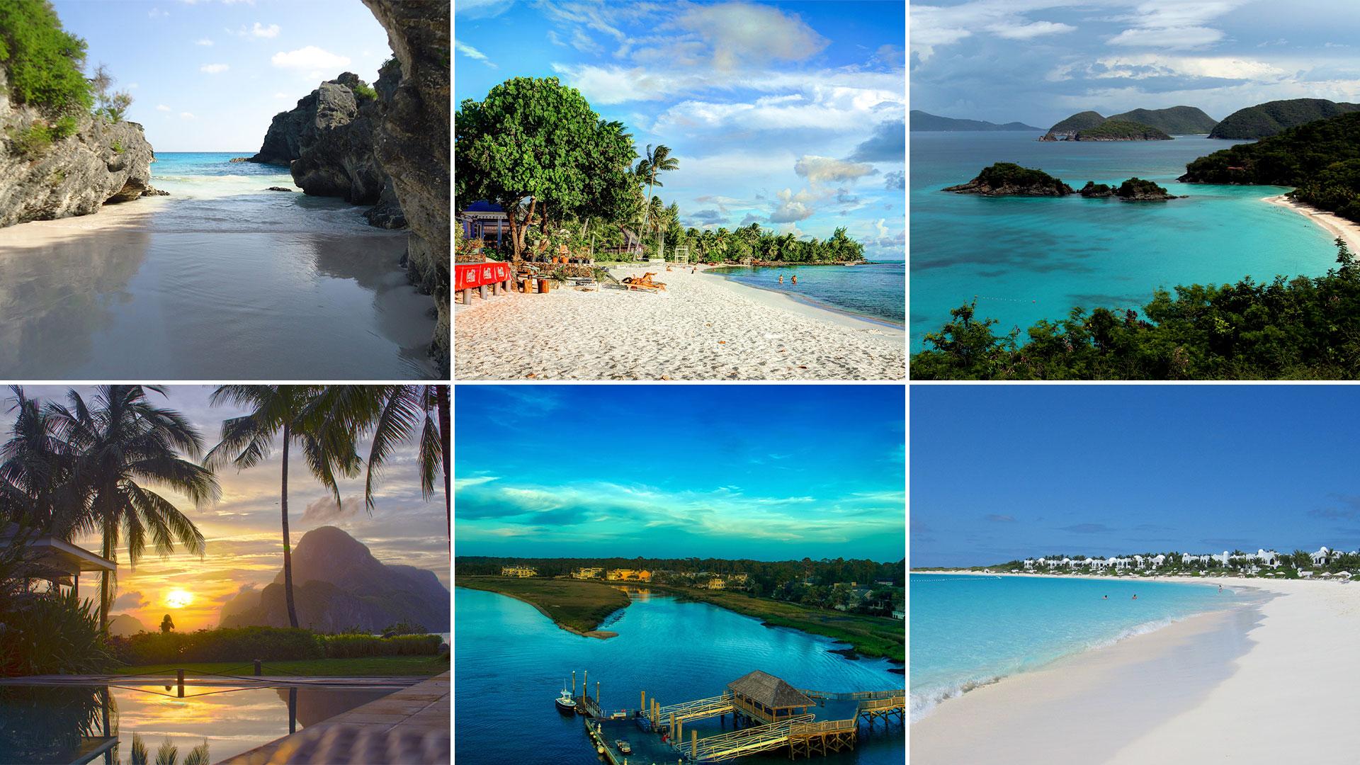 Las mejores playas isleñas según los lectores de la prestigiosa revista de turismo Condé Nast Traveler