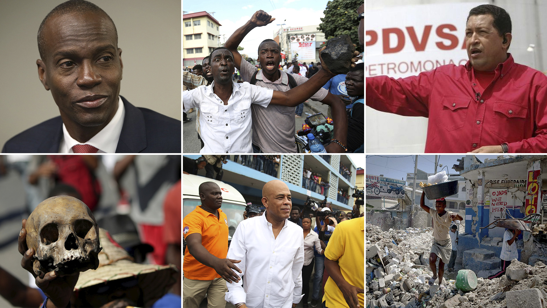 Como Es Vivir En Haiti haití, el país que muestra que siempre se puede estar peor y