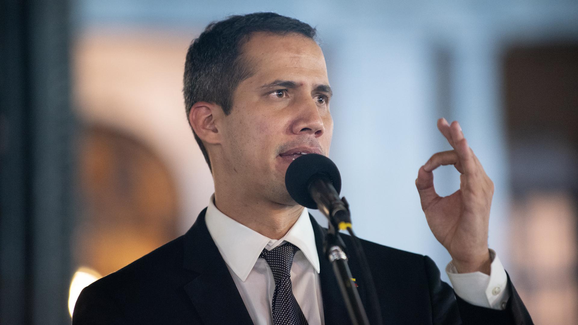 Juan Guaidó (Colin Boyle)
