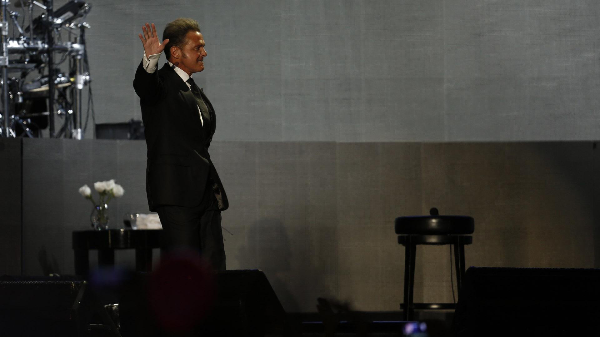 Con este tour, además, rompió el récord de presentaciones en el Auditorio Nacional de México, con un total de 35