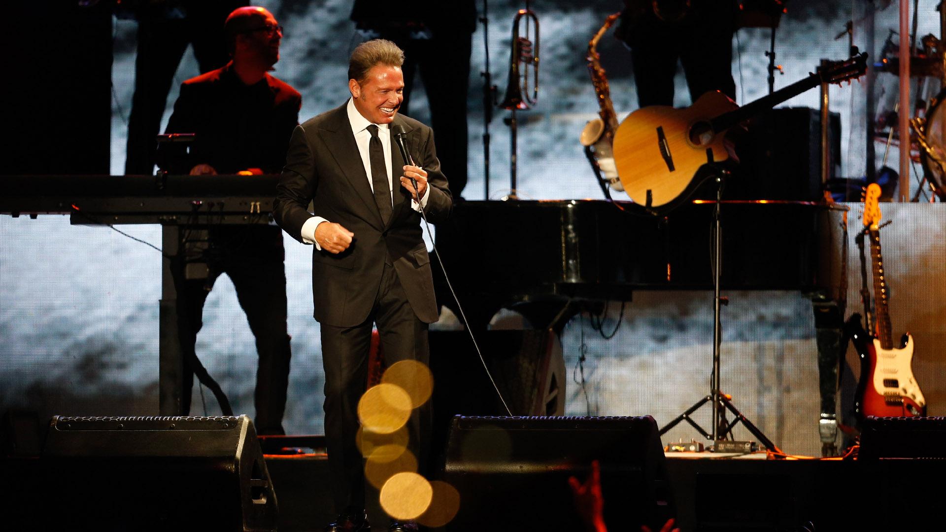El cantautorvolvió a la Argentina después de cuatro años