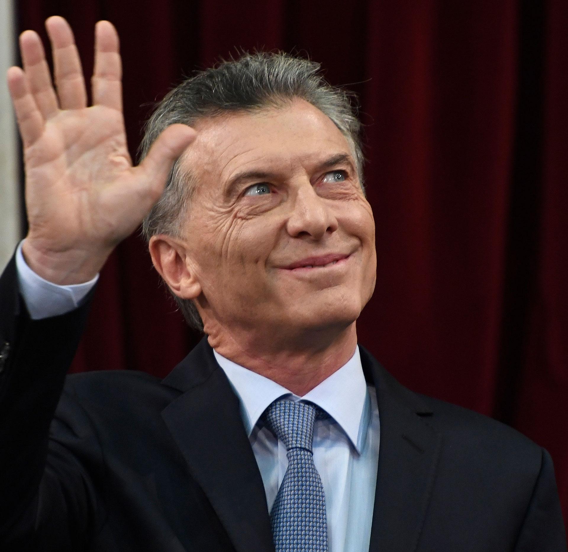 Mauricio Macri irá este año por la reelección (Presidencia)