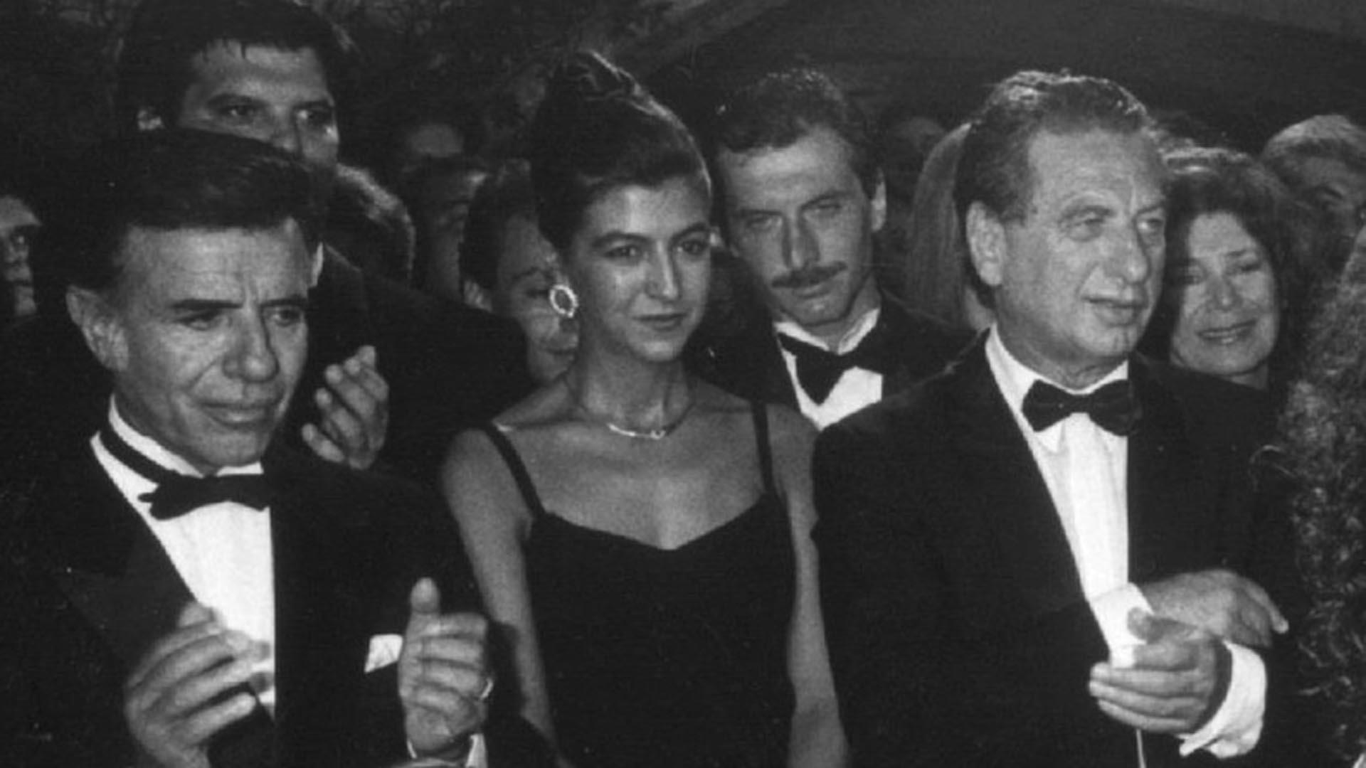 Durante la década del '90, Franco Macri desarrolló un vínculo muy cercano con el ex presidente Carlos Saúl Menem