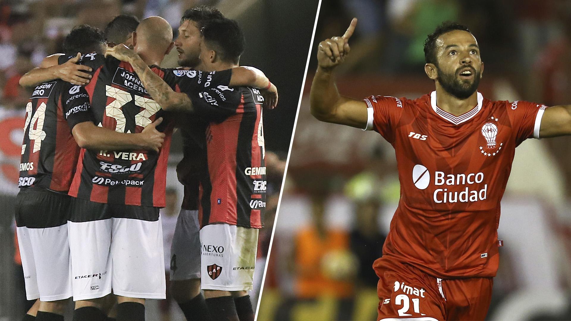Patronato recibirá a Huracán por la fecha 21° de la Superliga