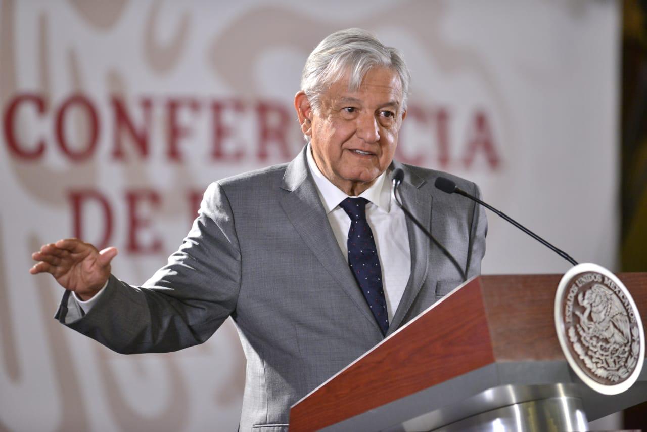 Andrés Manuel López Obrador (Foto: Cortesía Presidencia)