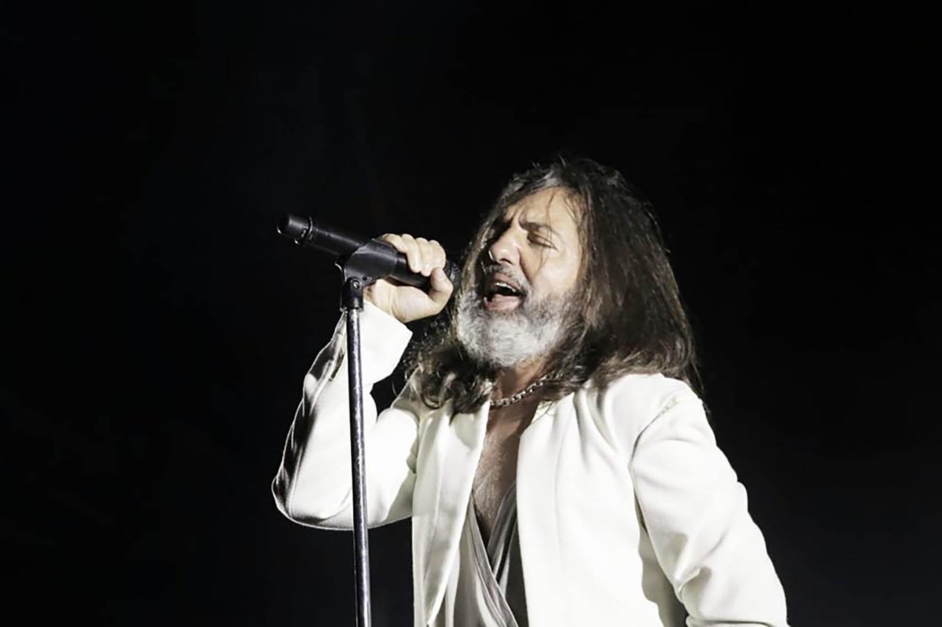 Se celebró Rock en Baradero, el festival de bandas que se celebra todos los años. Adrián Dárgelos junto a su banda Babasónicos cerró el espectáculo