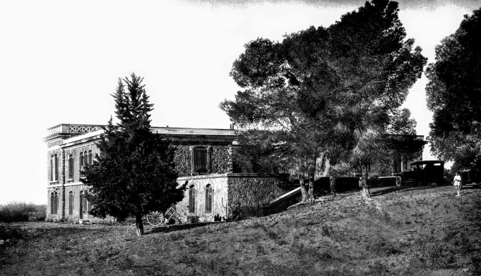 El famoso castillo San Carlos, en Concordia, Entre Rios. (Antonio Arola. Cortesía Nicolás Herzog)