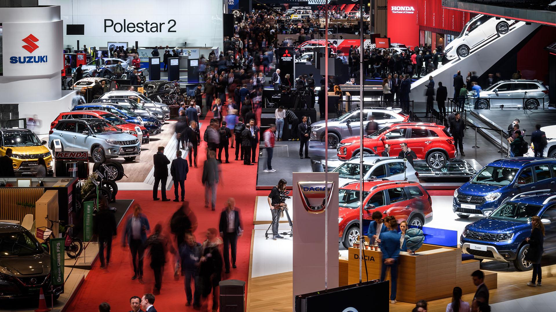 La de 2019 es la 89° edición del Salón delAutomóvil de Ginebra. La ciudad suizareunió las principales novedades y prototipos de las marcas, principalmente enfocados en los autos eléctricos