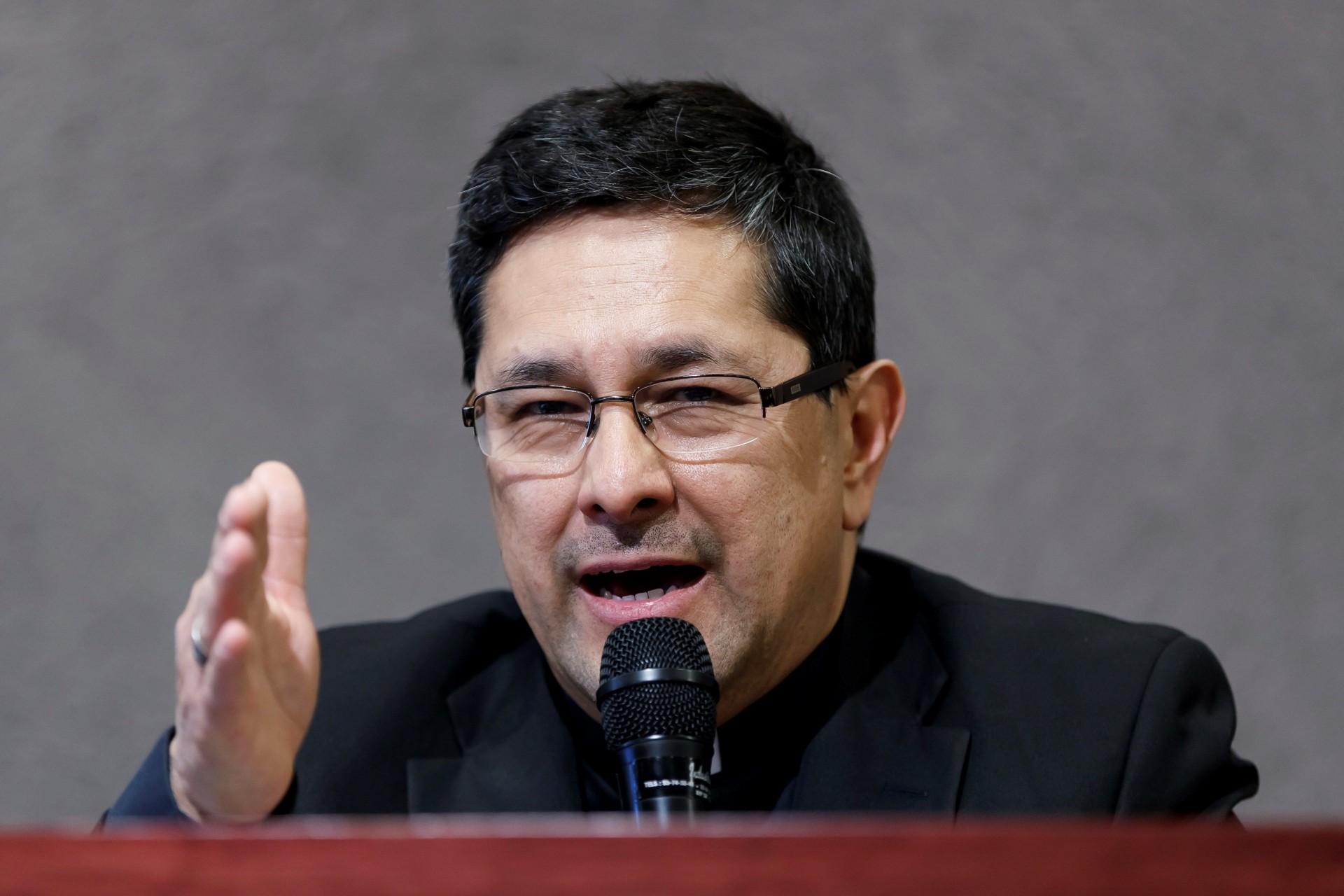 El CEM informó que de los casos registrados en los últimos nueve años, se ha vinculado a 64 diócesis de las 95 que existen en el país (Foto: EFE/José Méndez)