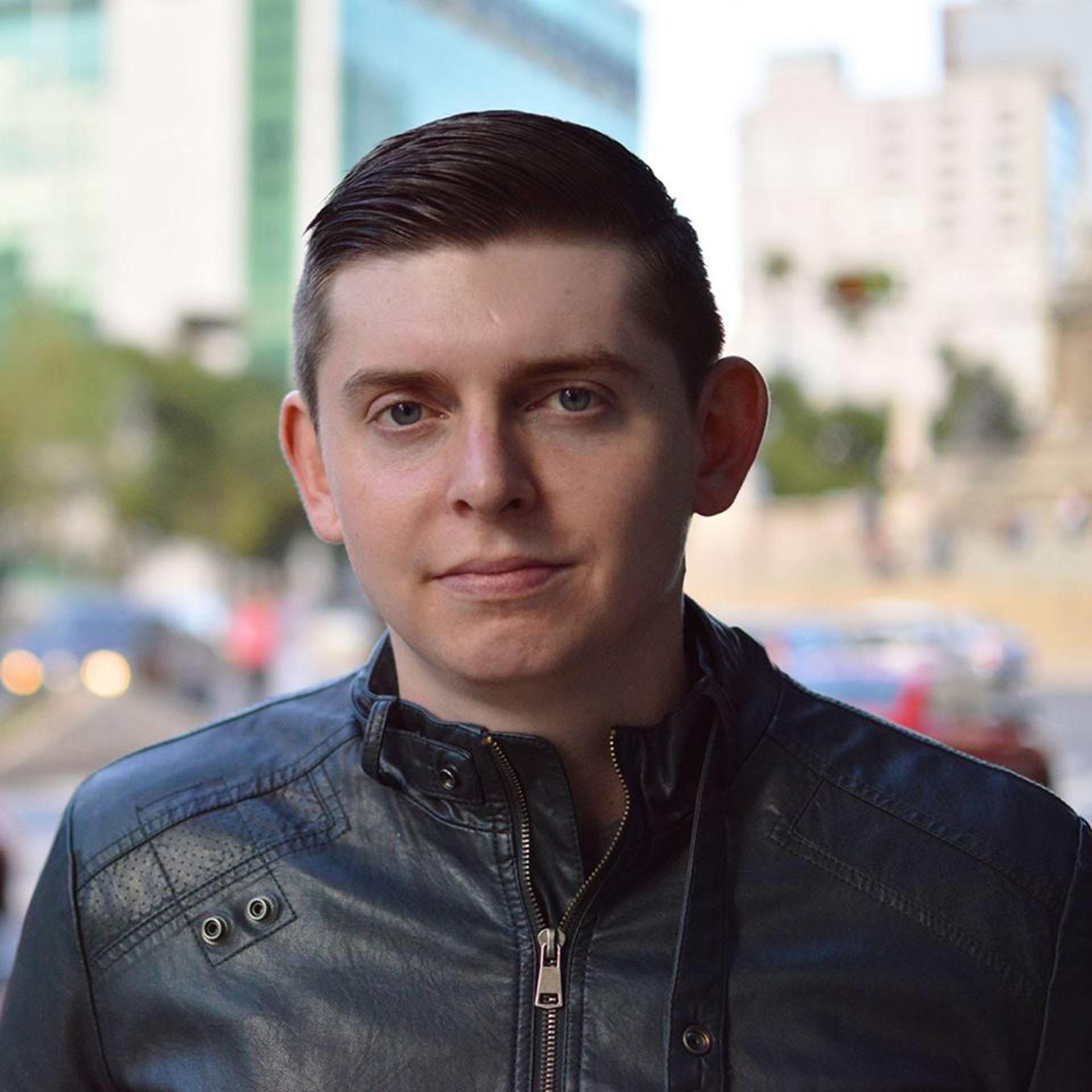 Cody Weddle desapareció en Caracas (Facebok: Cody Weddle)