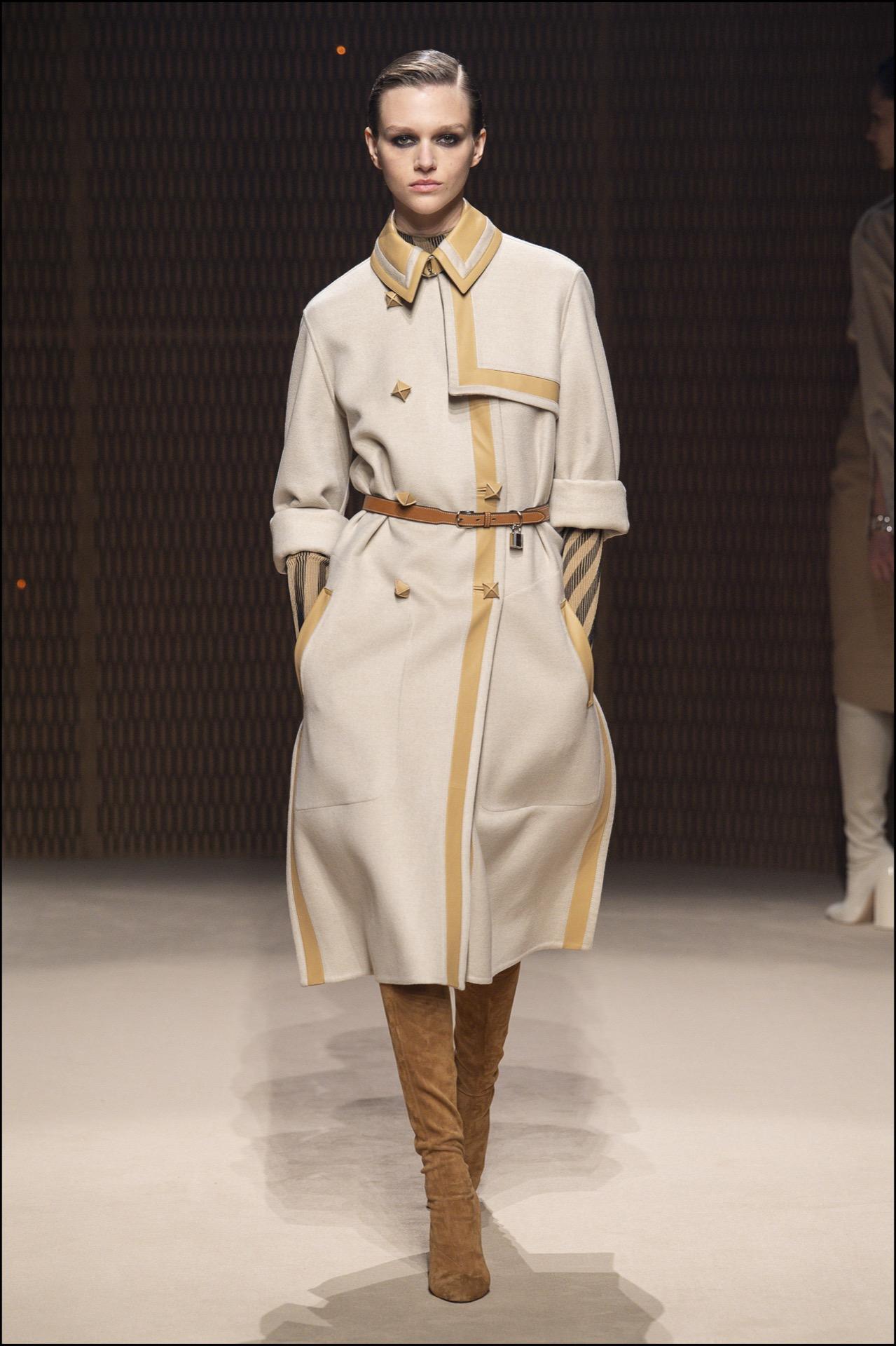Hermès, siempre clásico.