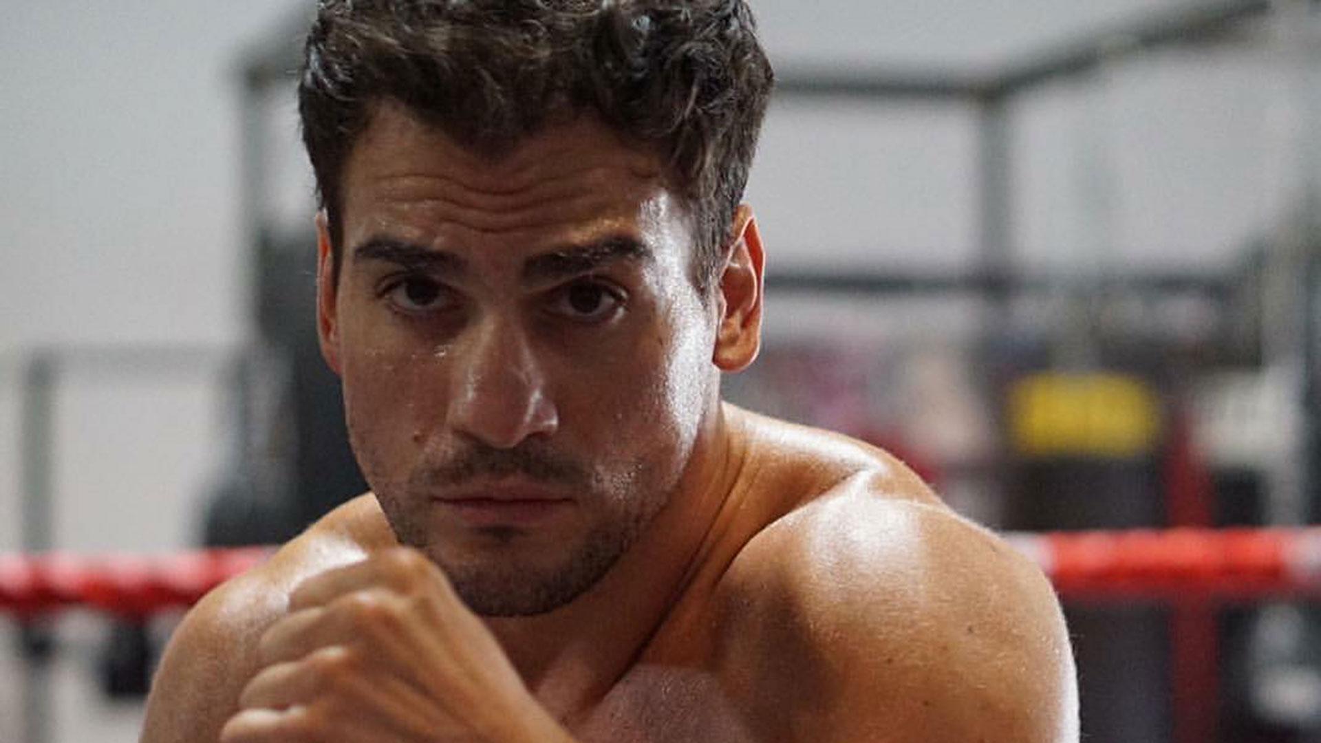 Lo Greco, de 34 años, tiene un interesante currículum, pero ante los adversarios más encumbrados perdió por nocaut (Foto: Instagram / @phillogreco)