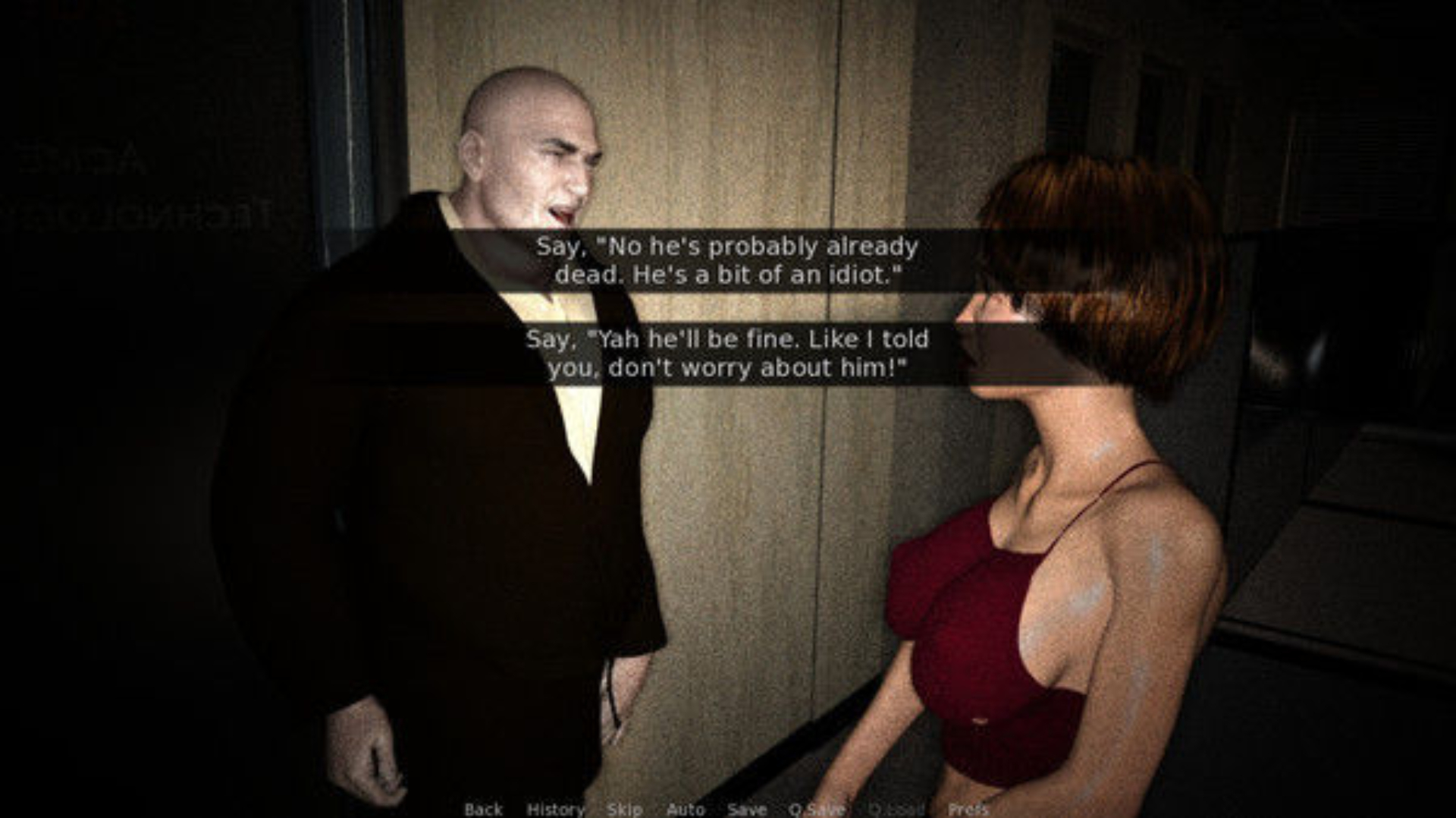 La reseña especifica que contiene ataques sexuales, lenguaje obsceno e incesto (Foto: Especial)