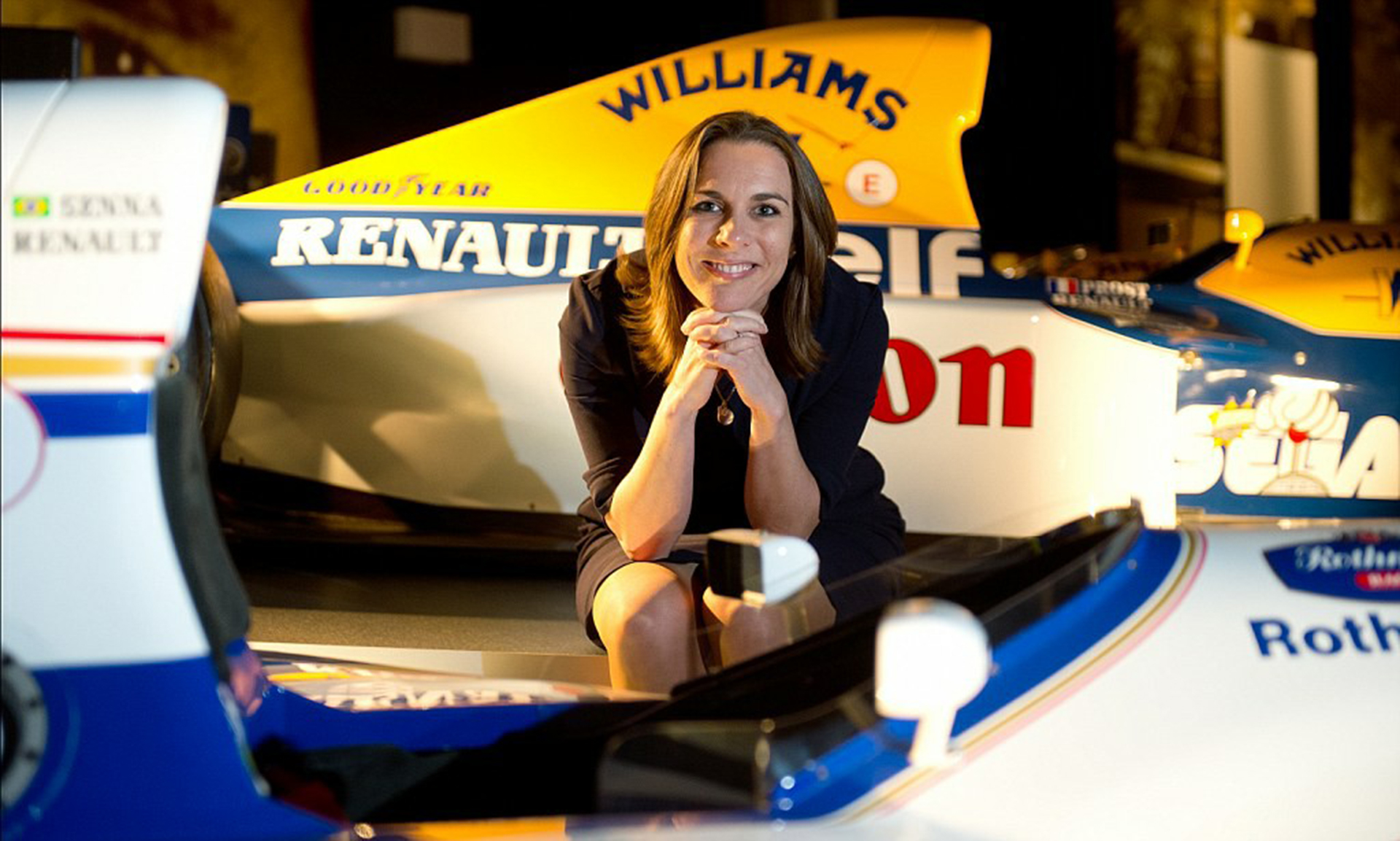 automovilismo - CLAIRE WILLIAMS