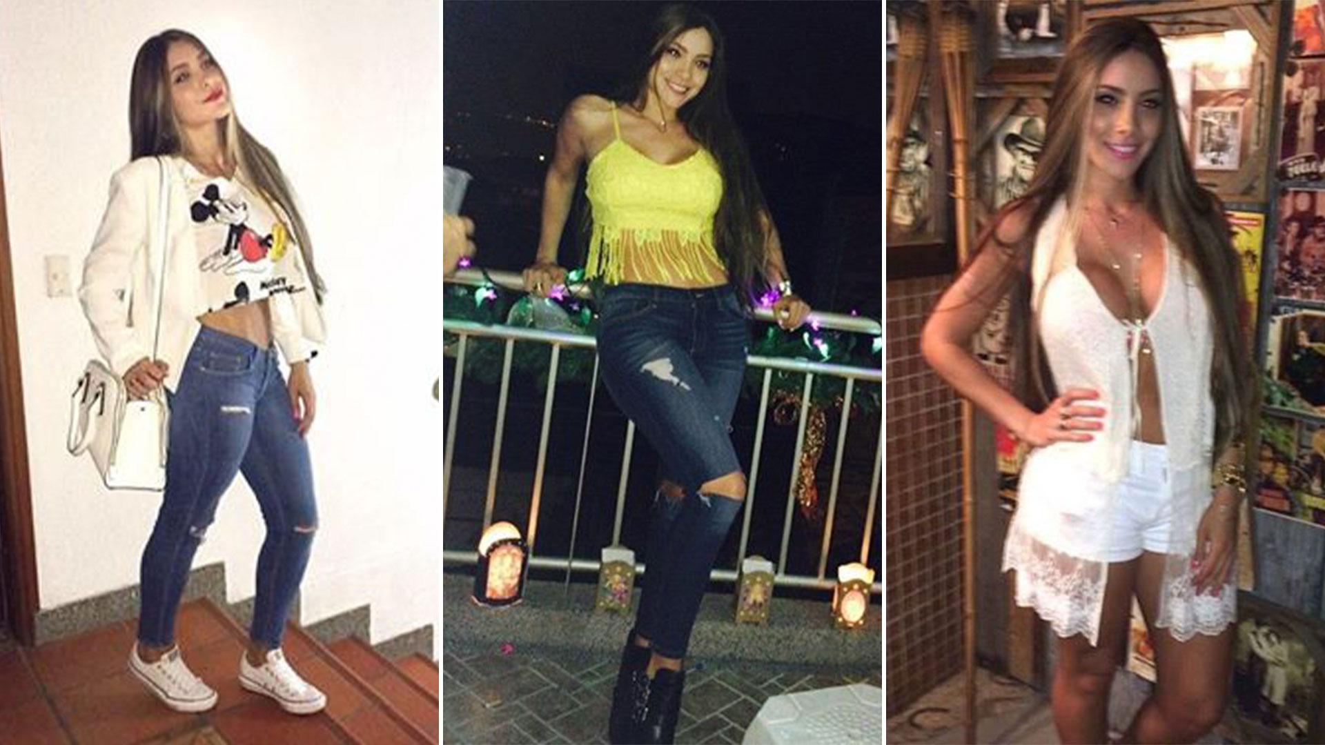 Johanna Garcia, pareja de Leonel Álvarez