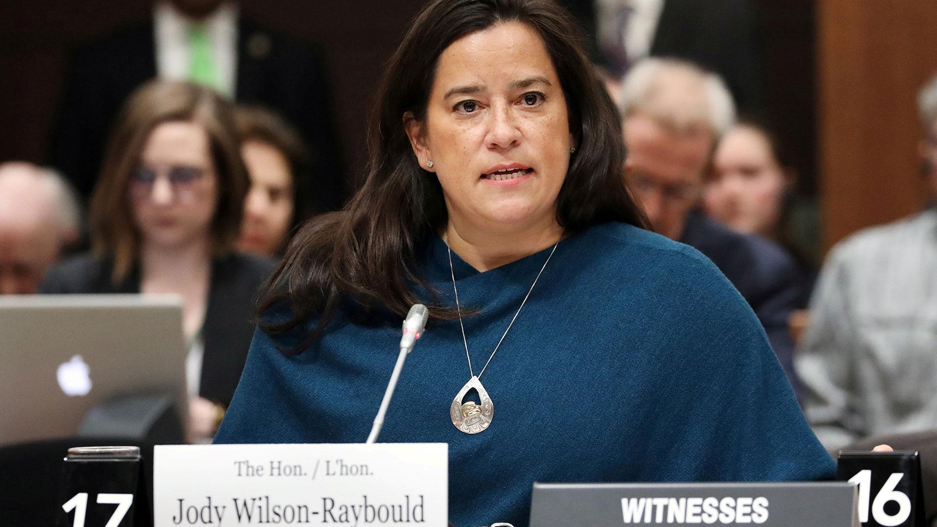 Jody Wilson-Raybould, la ex fiscal general de Canadá que puso en aprietos a Trudeau (Reuters)