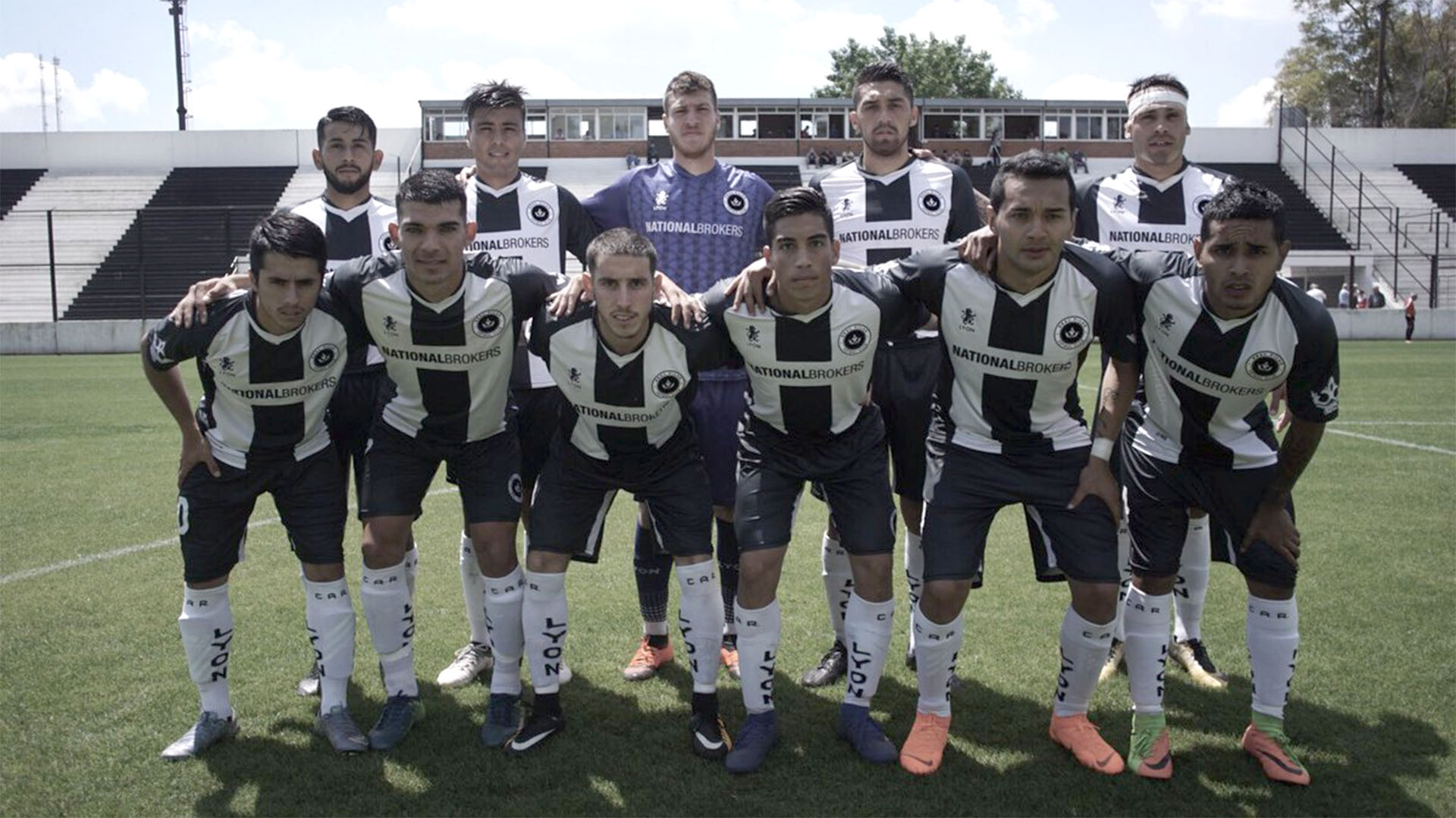 El Real Pilar se afilió a la AFA en 2017 pra jugar en la Primera D del fútbol argentino. (@PilarFutbolC)