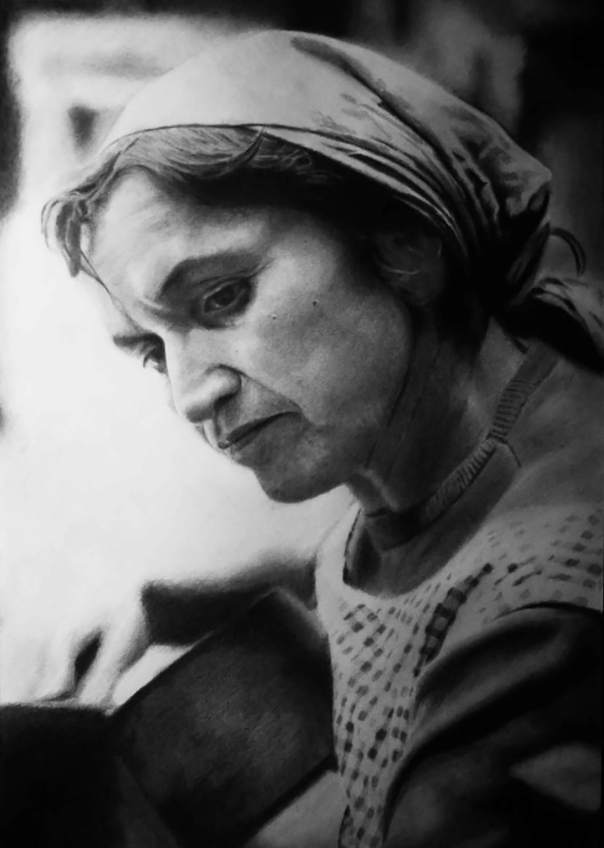 Violeta Parra, por Isrrael Villablanca
