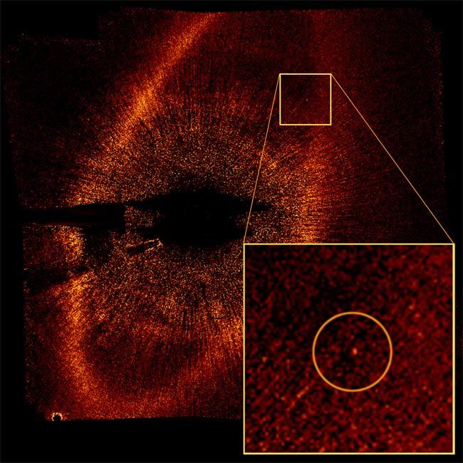 Hubble ha hecho algunos avances importantes en nuestra investigación en mundos extraños